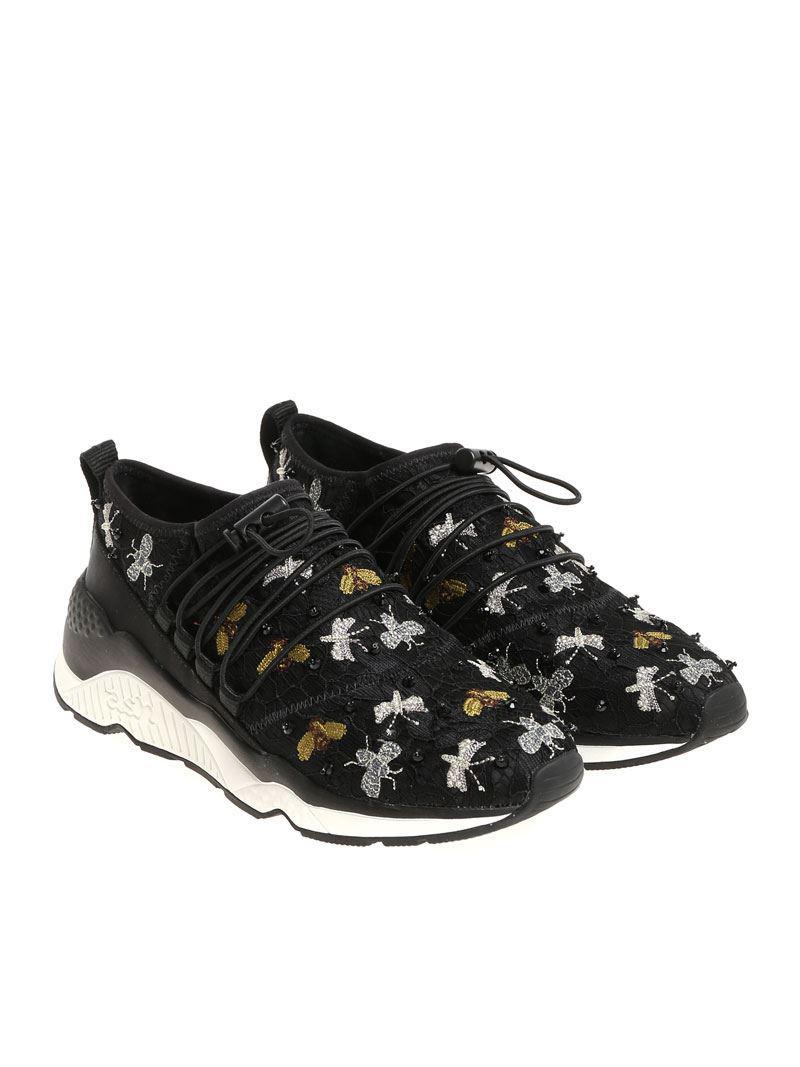 Black Miss Fly sneakers Ash rwewpY