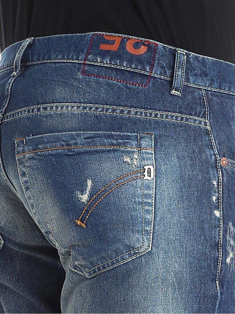 Dondup Denim Blue George Jeans for Men