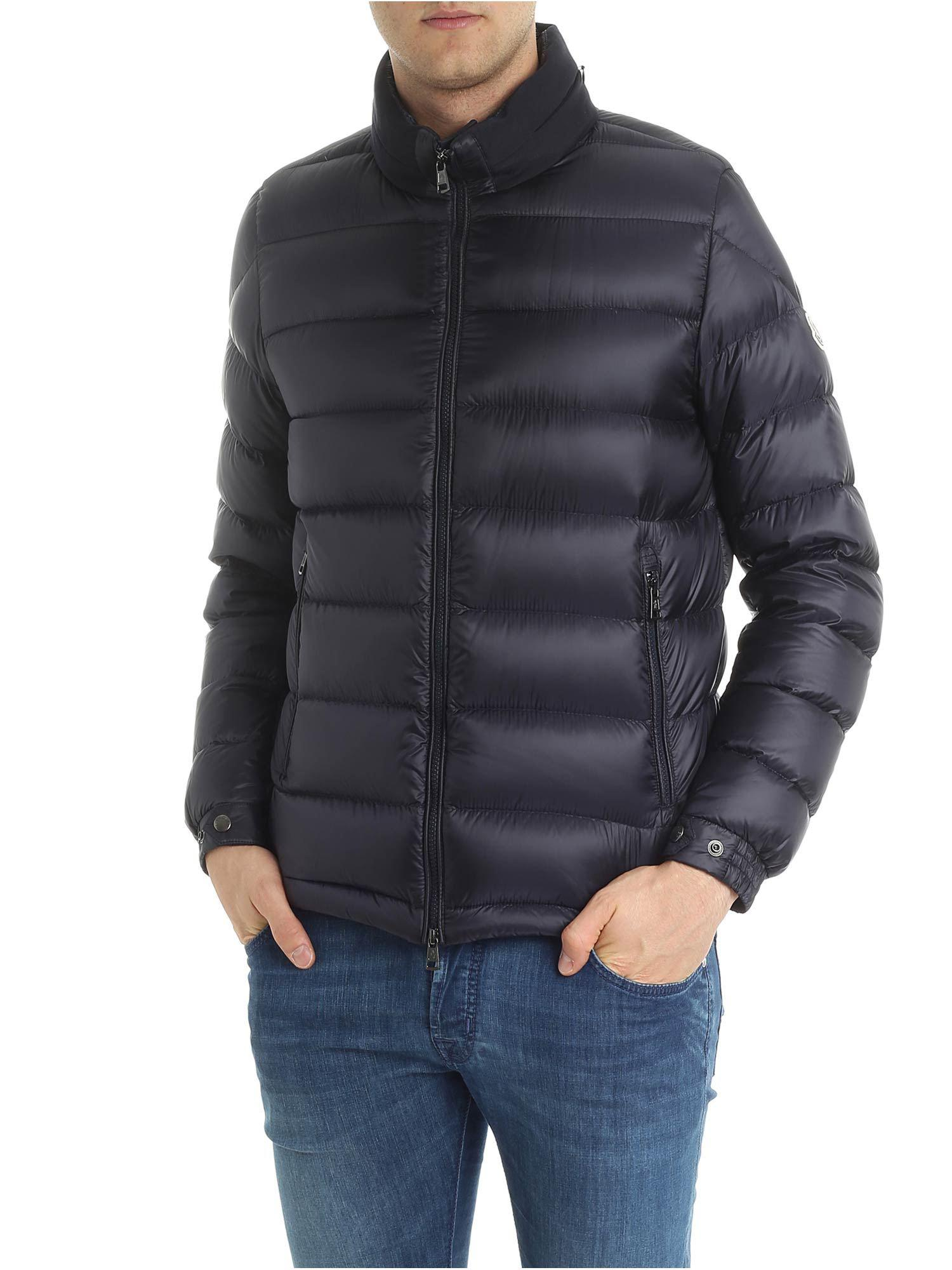Moncler. Men's Dark Blue ...