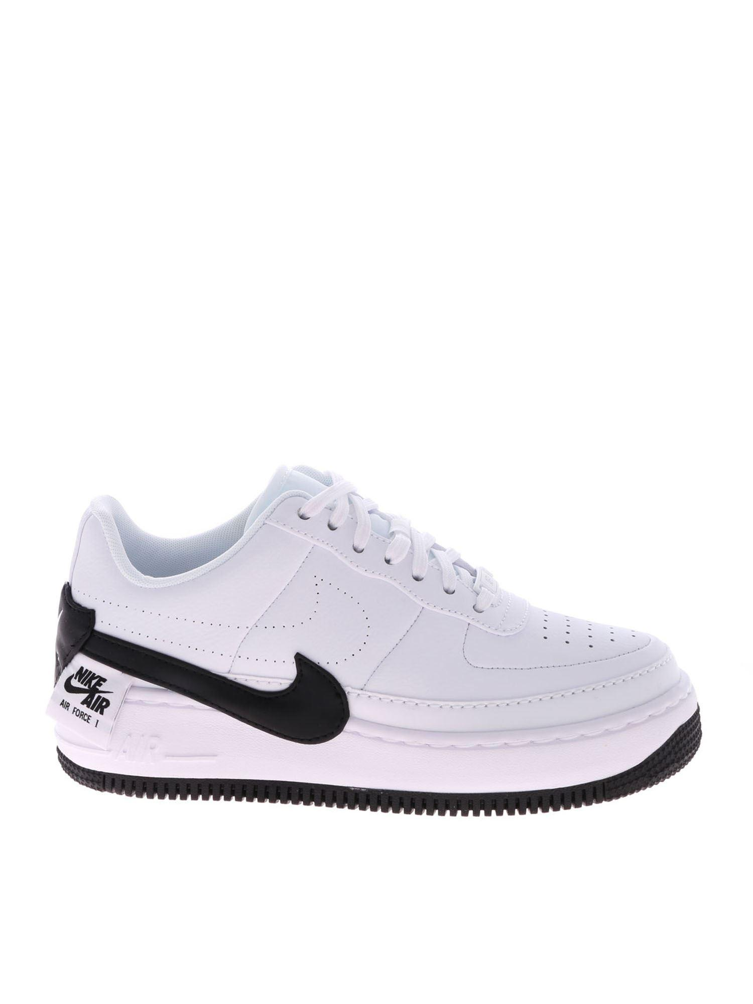 new style 90bd2 47f8f Nike. Women s White Air Force 1 Jester Xx Trainers