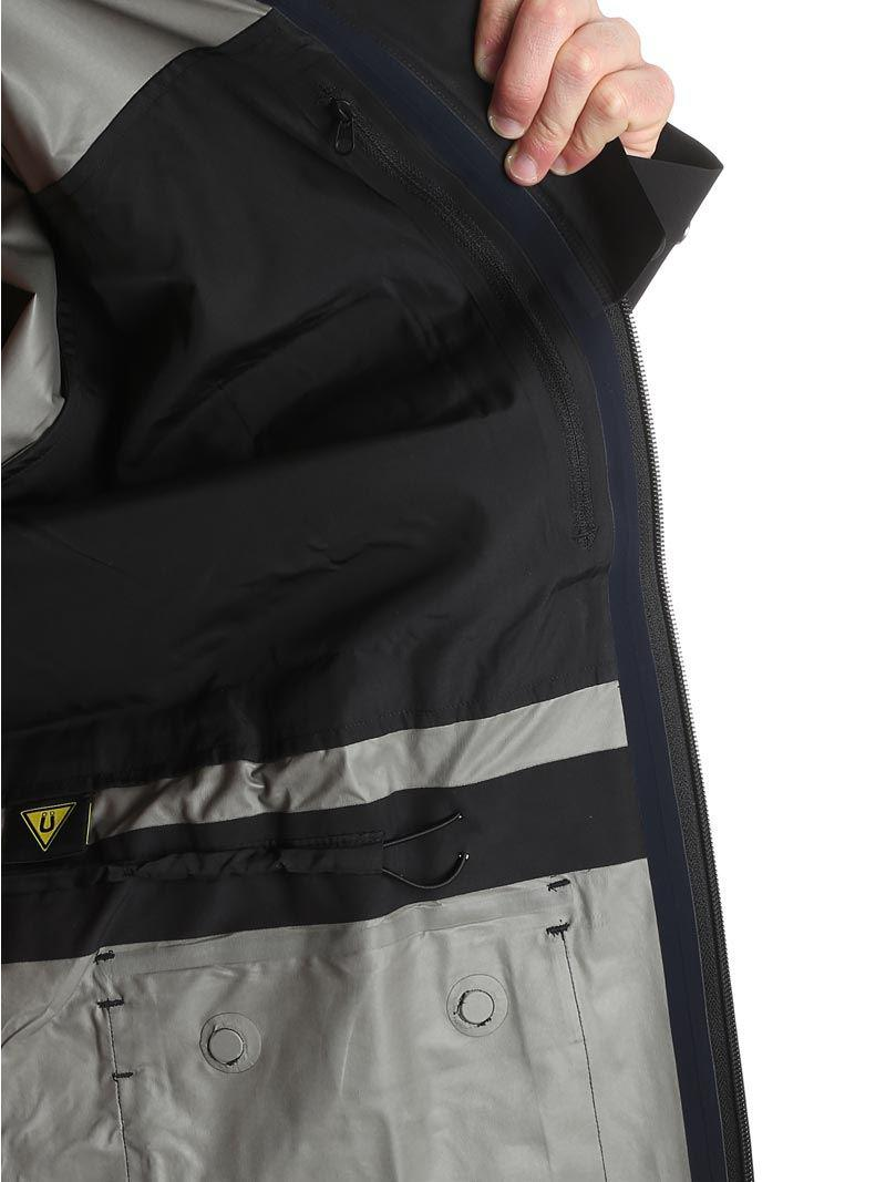 The North Face Synthetic Gore Windstopper Jacket in Black for Men
