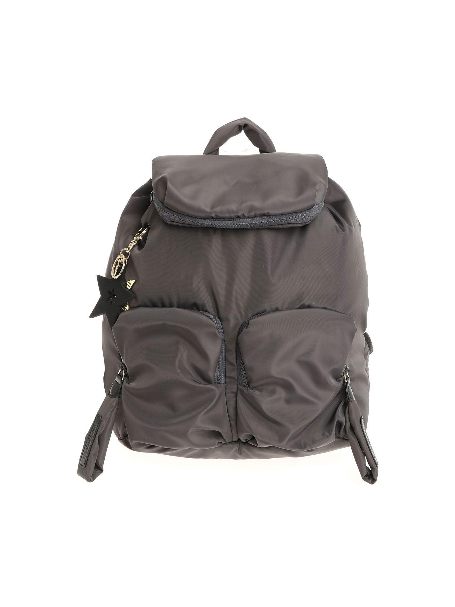 See By Chloé - Multicolor Joy Rider Large Backpack - Lyst. View fullscreen 60b6b6b8a6d54