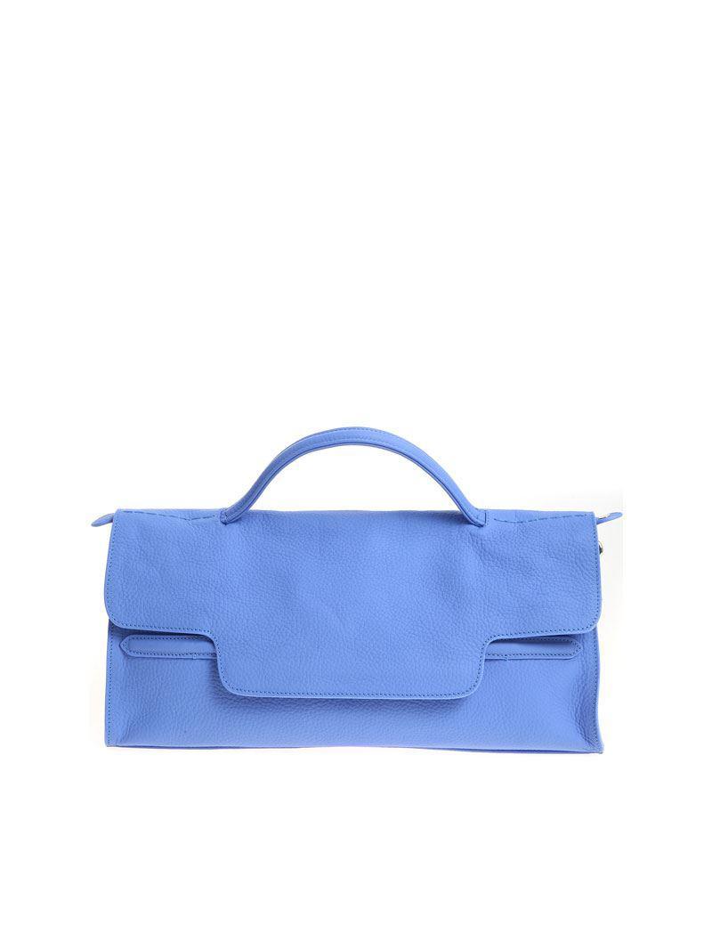 Zanellato Sugar paper Bag Nina M - Pure cashmere line CQEWipmA