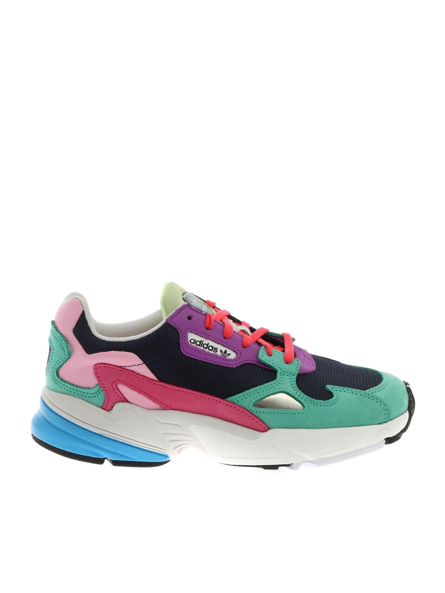 best supplier free shipping big discount Falcon W Multicolor Sneakers