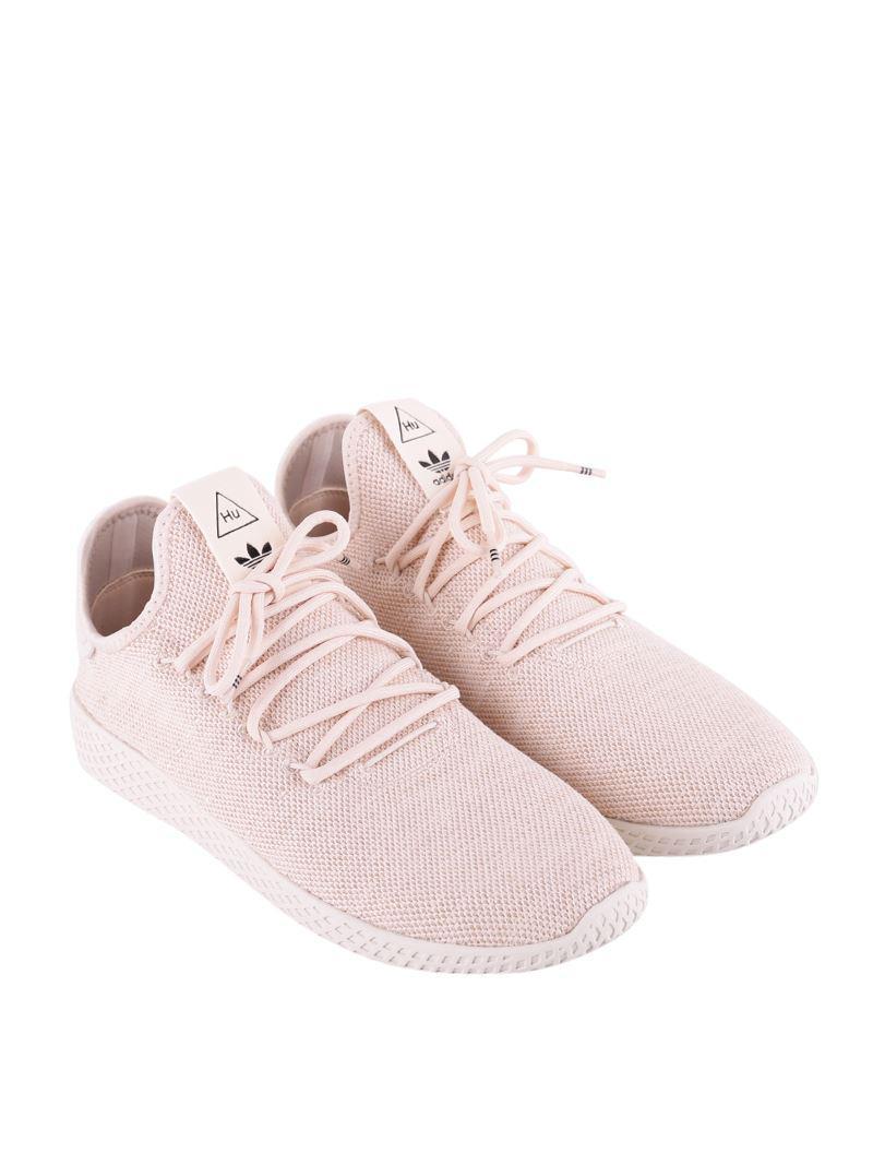 69ef9791 Adidas Light Pink Hu Tennis Sneakers for men