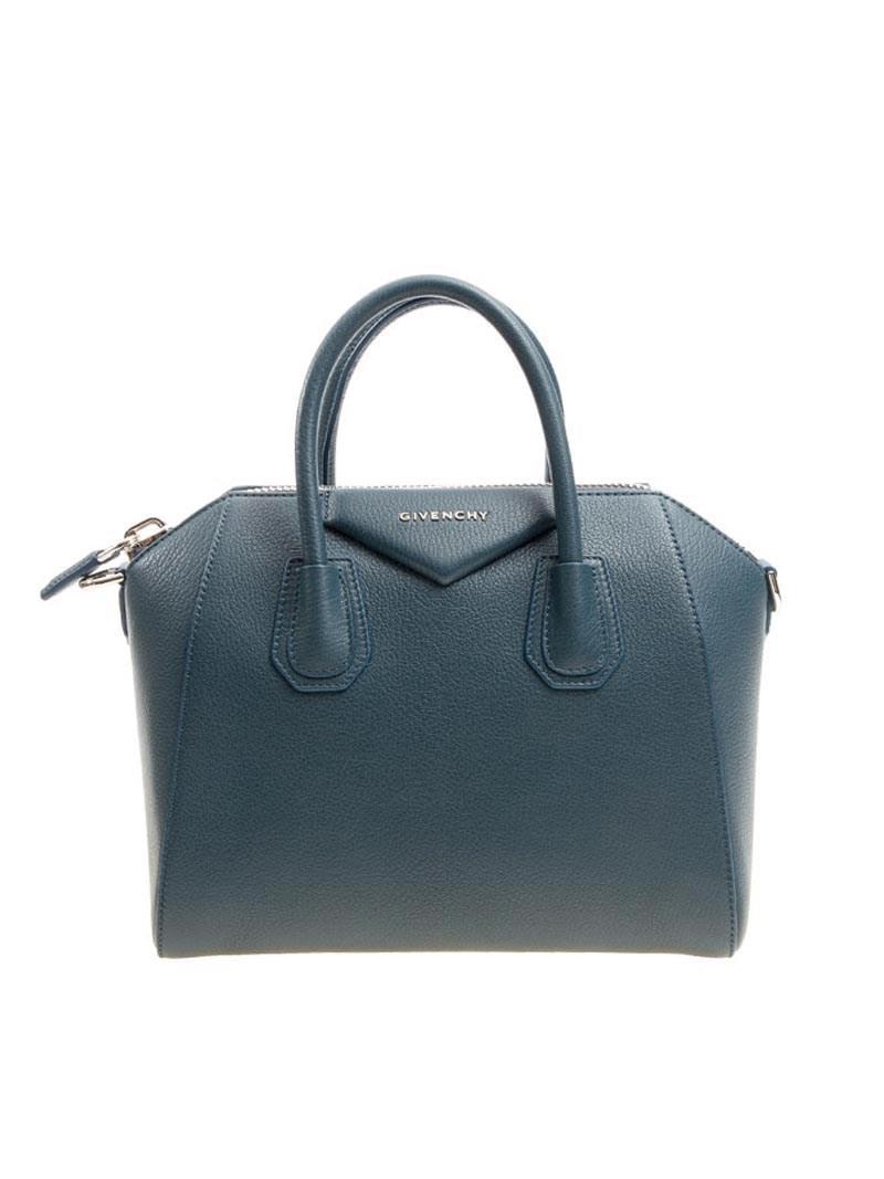 Givenchy - Blue Antigona Small Bag - Lyst. View fullscreen 8c1f37ca8a0ba