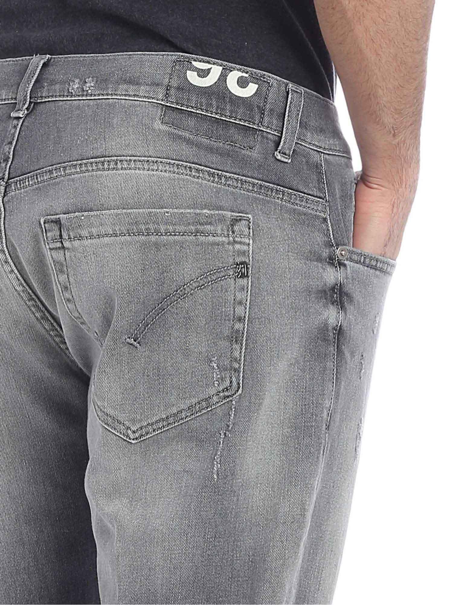 best service 99165 5a147 Men's George Gray Jeans