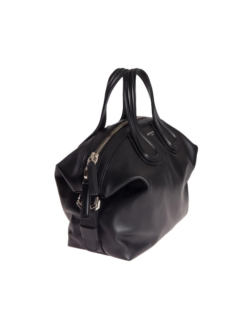 Lyst - Givenchy Black Nightingale Bag in Black df2200a031032