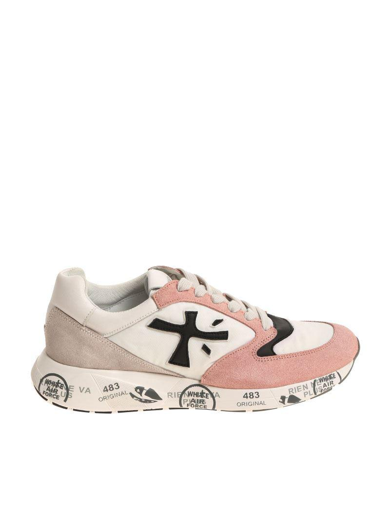Pink and white Zac sneakers Premiata Clearance Best Sale With Paypal Free Shipping Authentic Free Shipping Find Great QaE6skxLQ