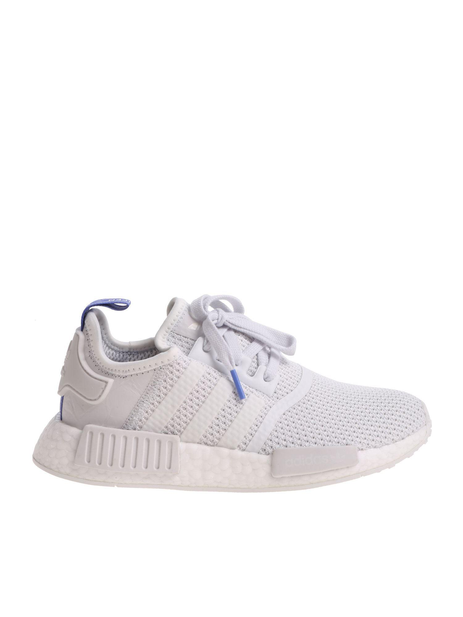 5e73516be Lyst - adidas Originals Nmd r1 W White Sneakers in White
