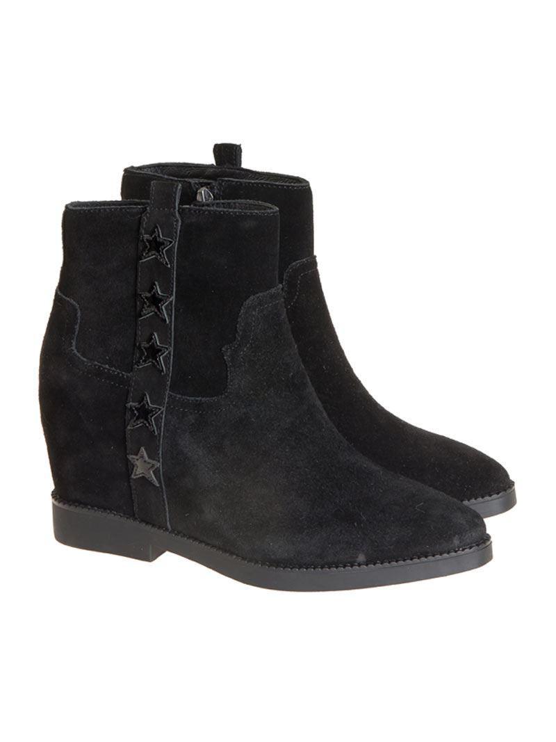 c7cdc22065a Ash - Black Goldie Boots - Lyst. View fullscreen