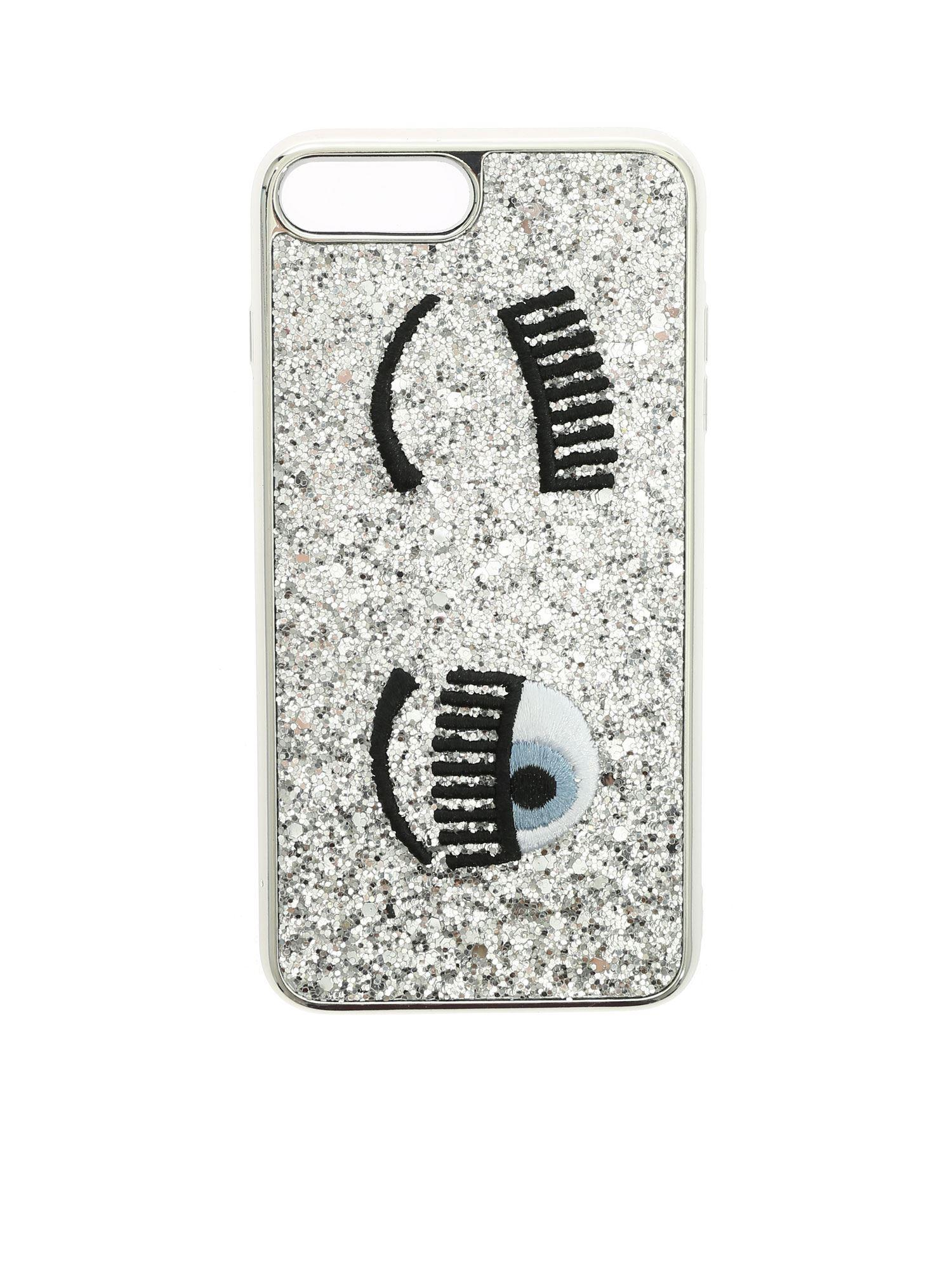 cover iphone 11 pro flirting glitter - Chiara Ferragni Collection