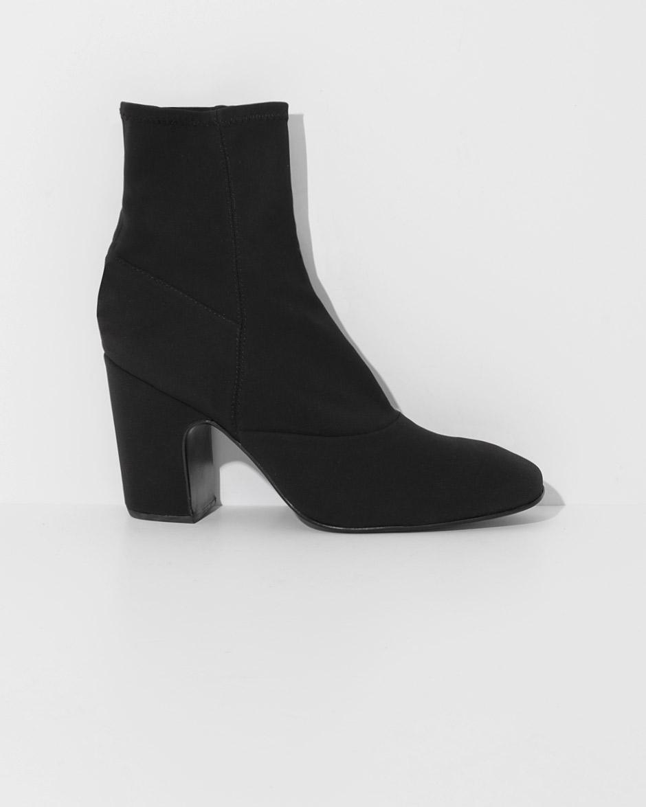 5fdaa4e7f8f5 Lyst - Rachel Comey Black Stretch Saco Ankle Boots in Black