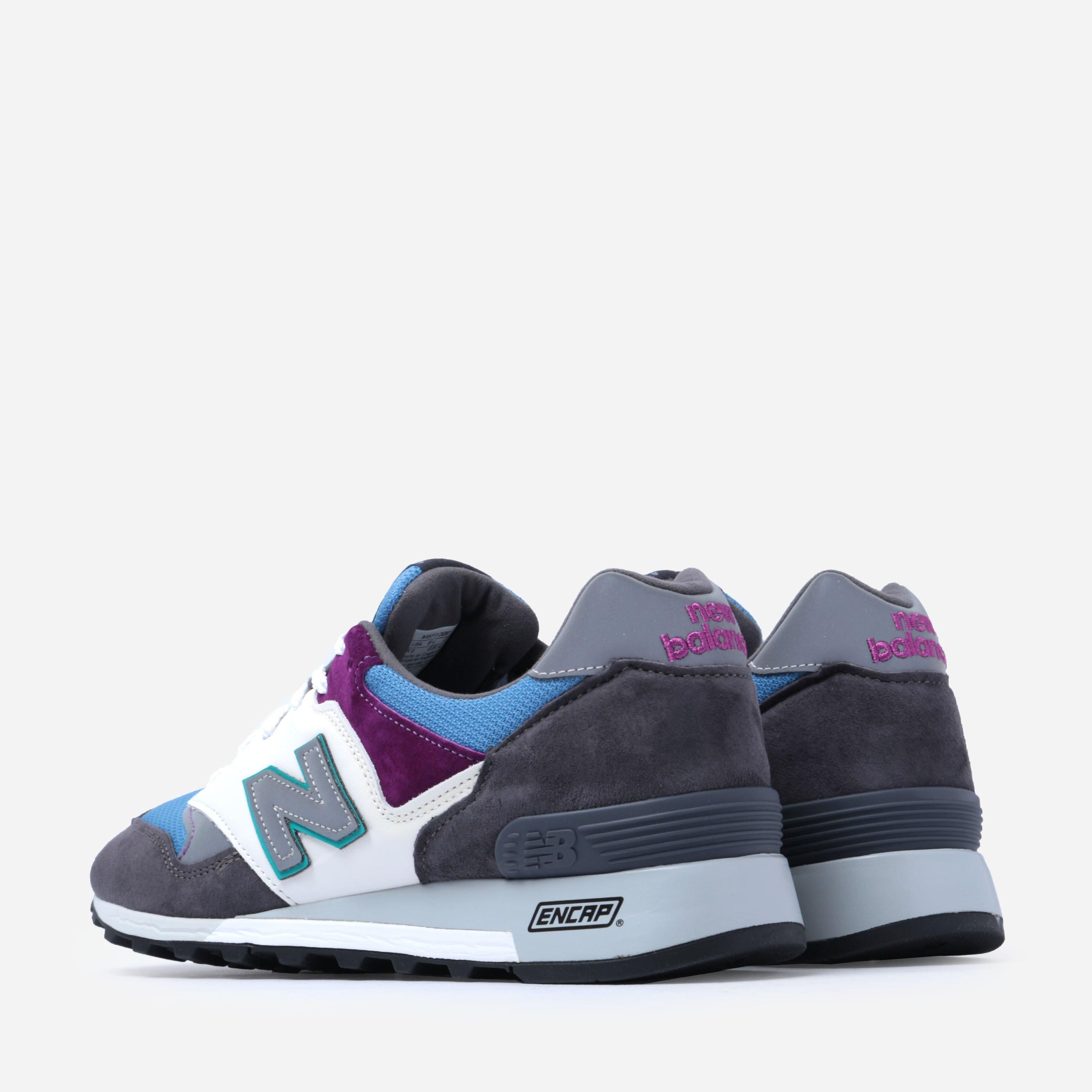 New Balance 557 in Blue for Men - Lyst