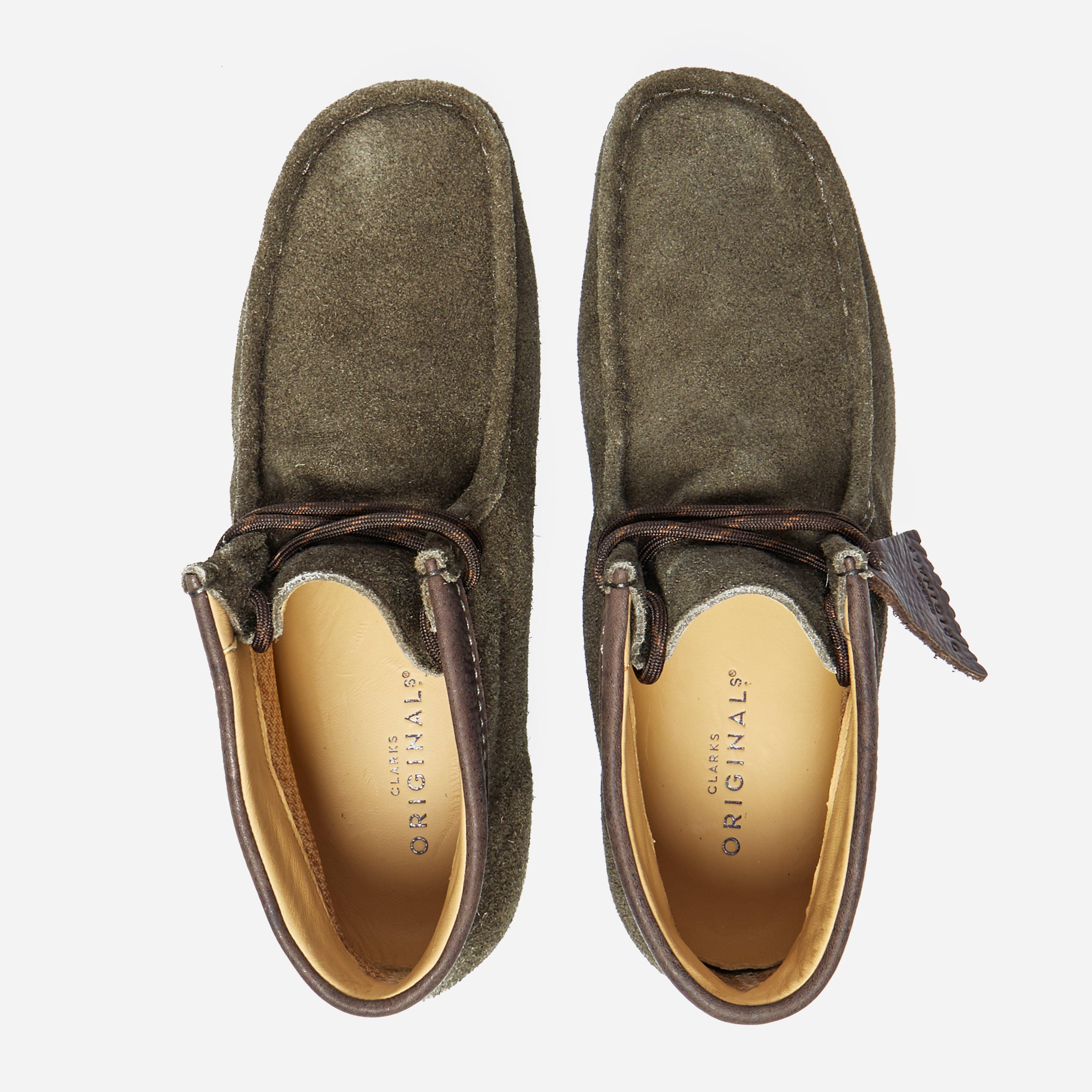 Clarks Hip Wedge Shoe Boot