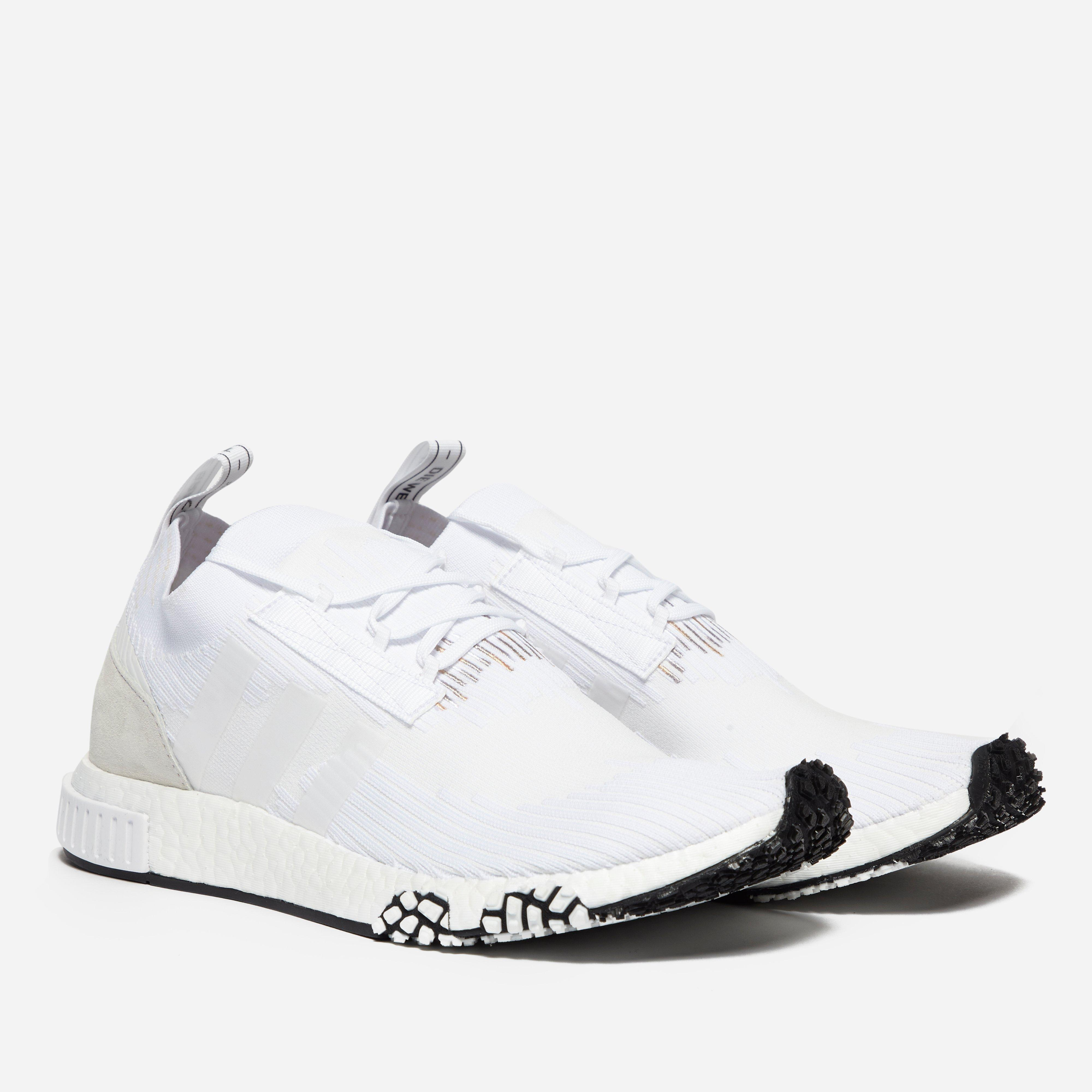bb3d9a88c adidas Originals Nmd Racer Pk in White for Men - Save 62% - Lyst