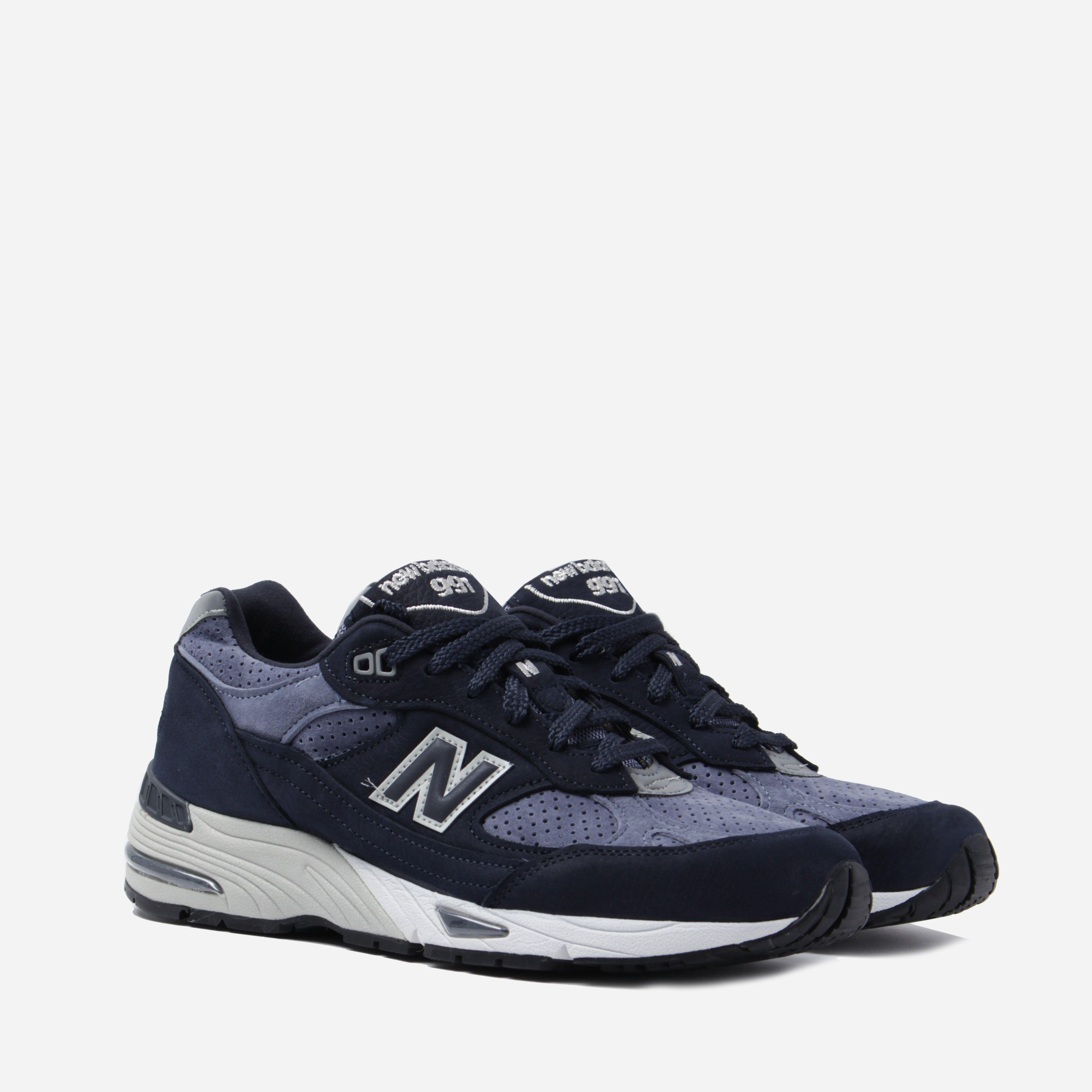 New Balance. Men s Blue M 991 Nvb Made In England.  339 From The Hip Store 20801f9e2569