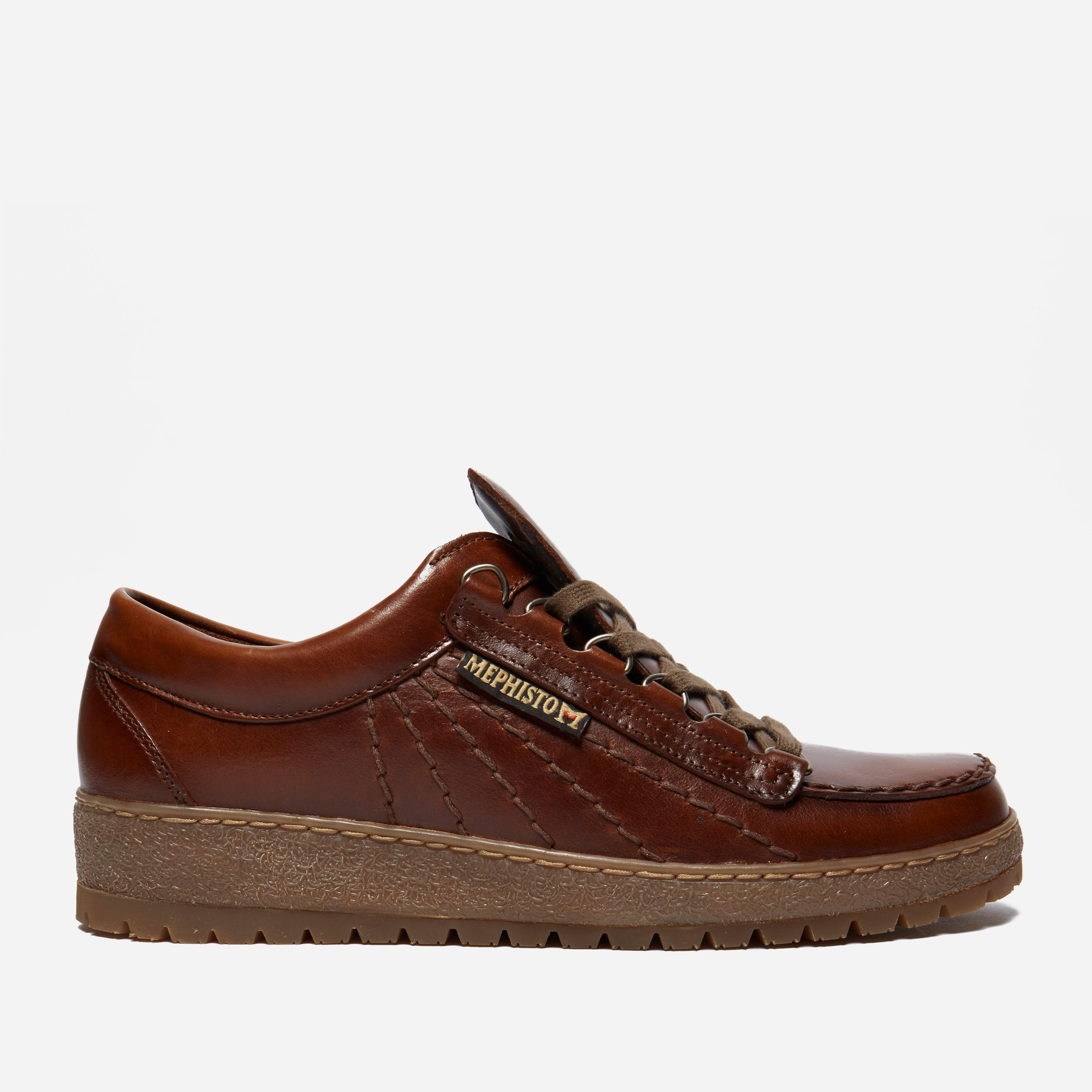 Mephisto Leather Rainbow Heritage 4778 in Brown for Men