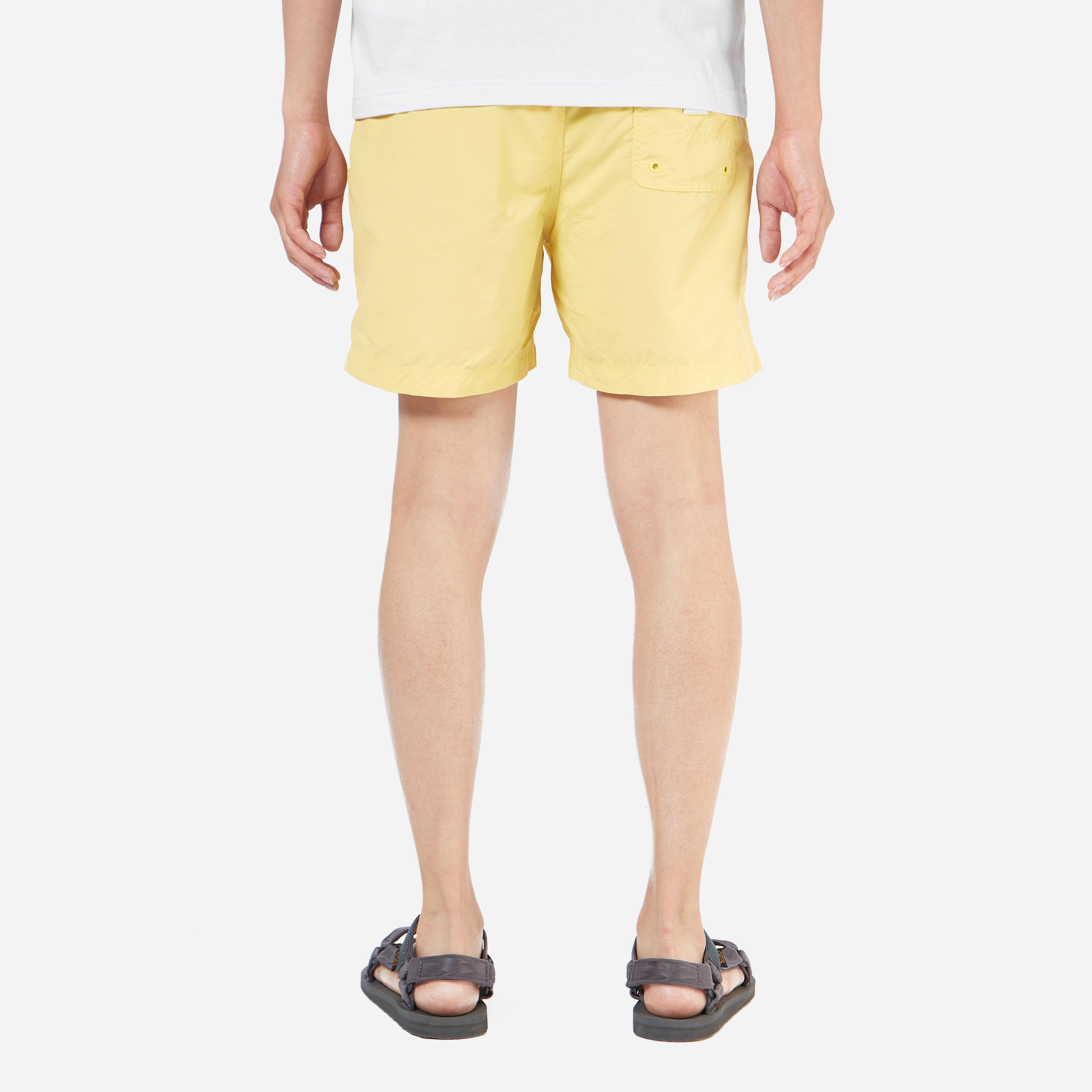 b3b4d0b679 Lyst - Carhartt WIP Drift Swim Shorts in Yellow for Men