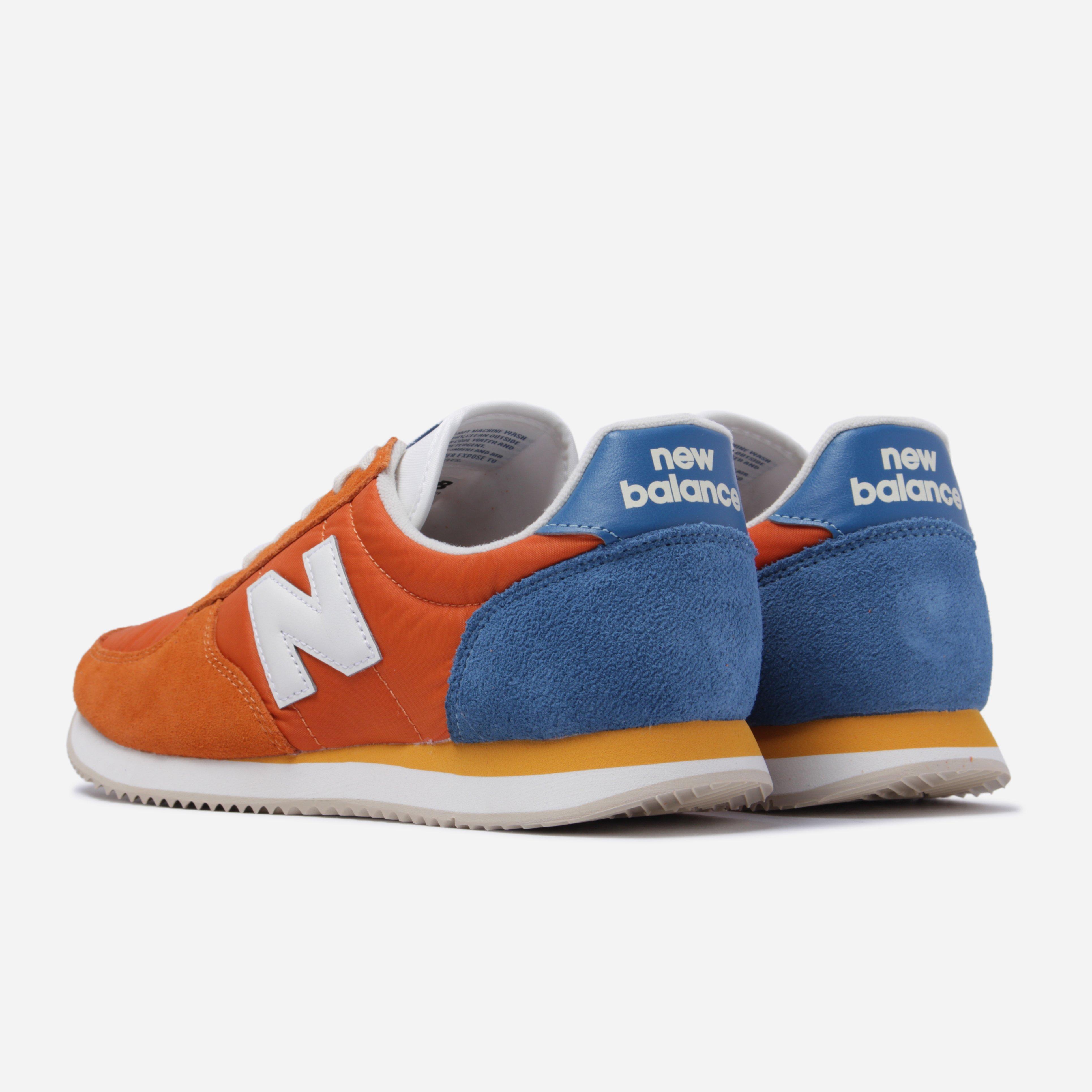 New Balance 220 in Orange for Men - Lyst