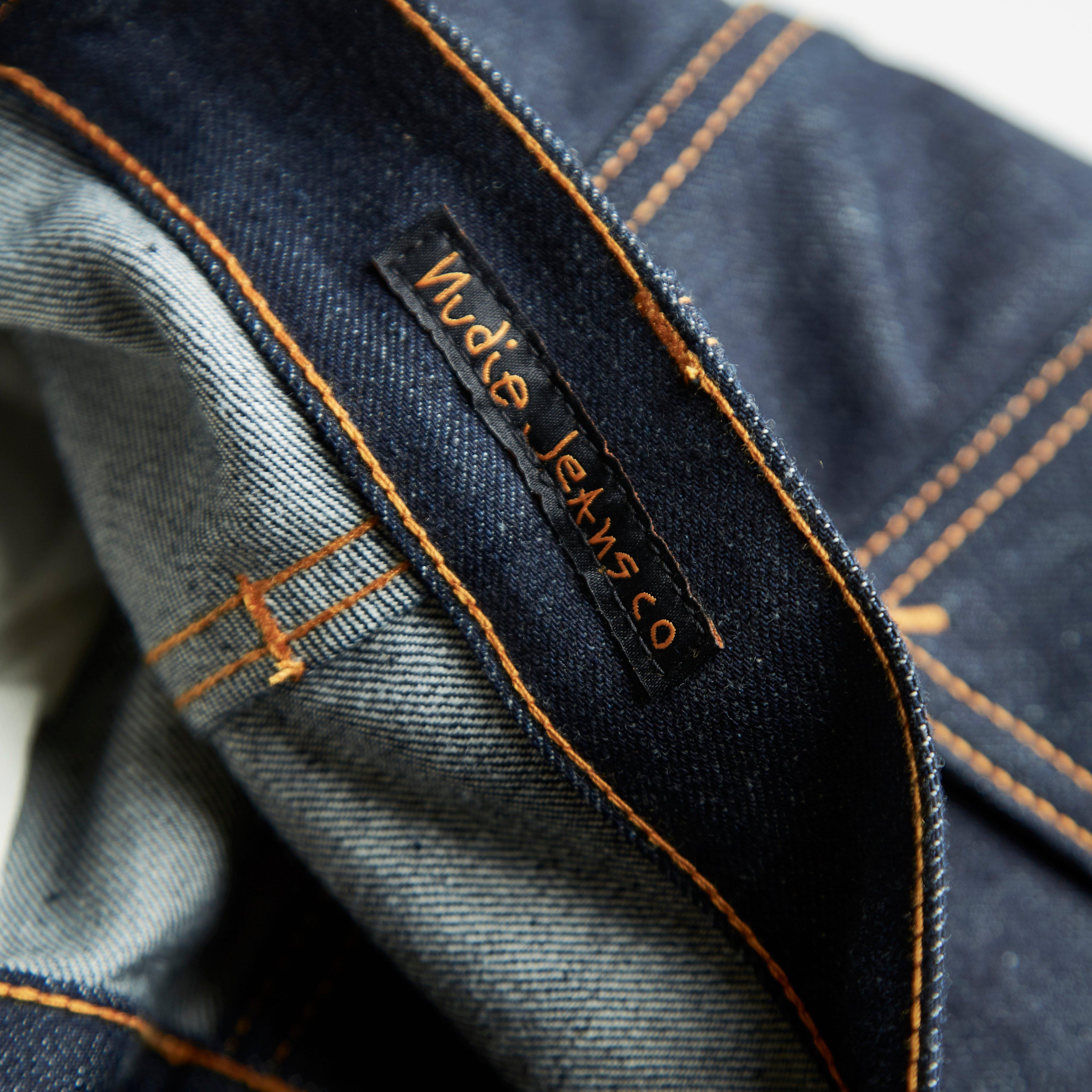 Nudie Jeans Denim Nudie Jeans Fearless Freddie - Dry Ring Jean in Blue for Men