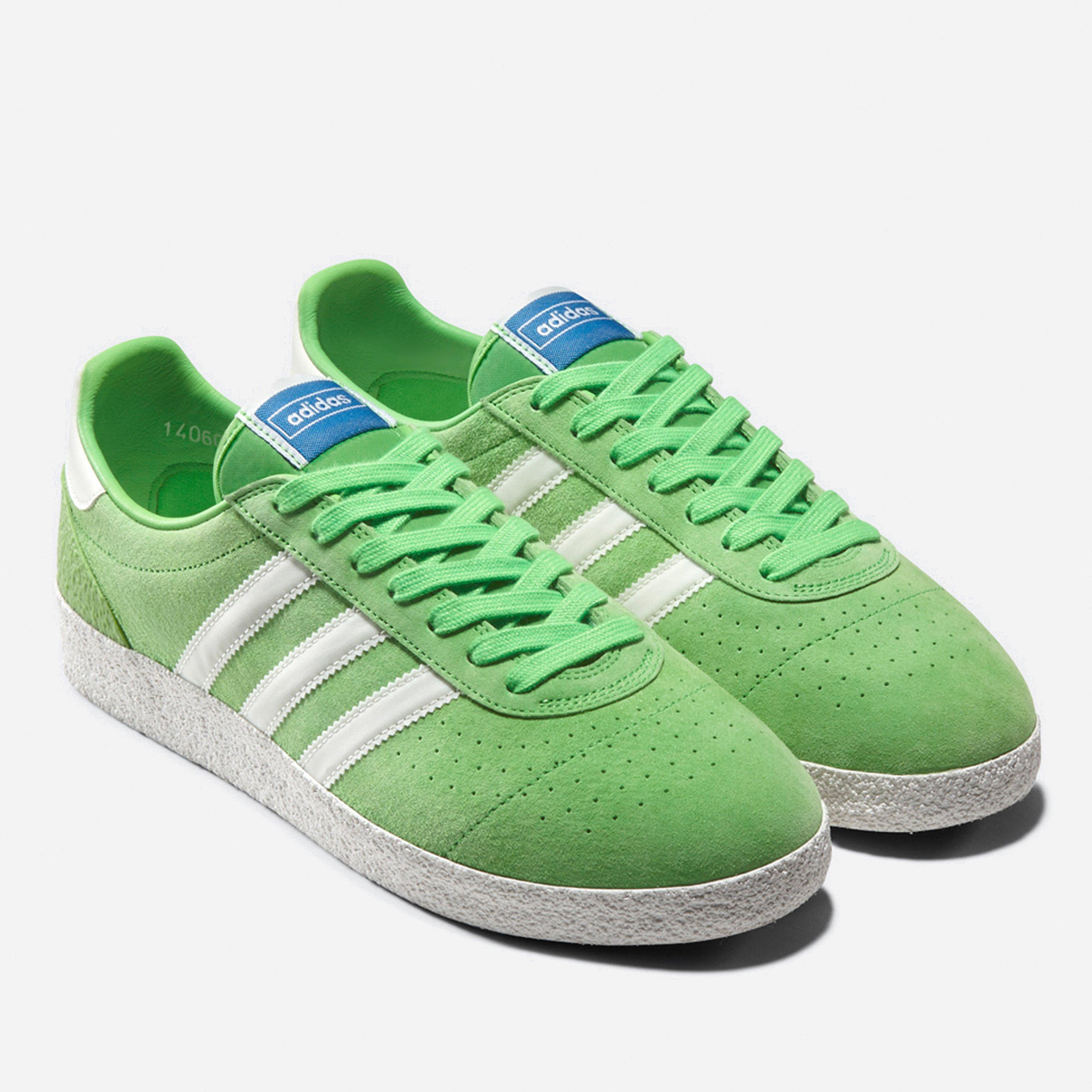 super cheap outlet store sale well known Adidas Originals Green Adidas Originals Munchen Spzl for men
