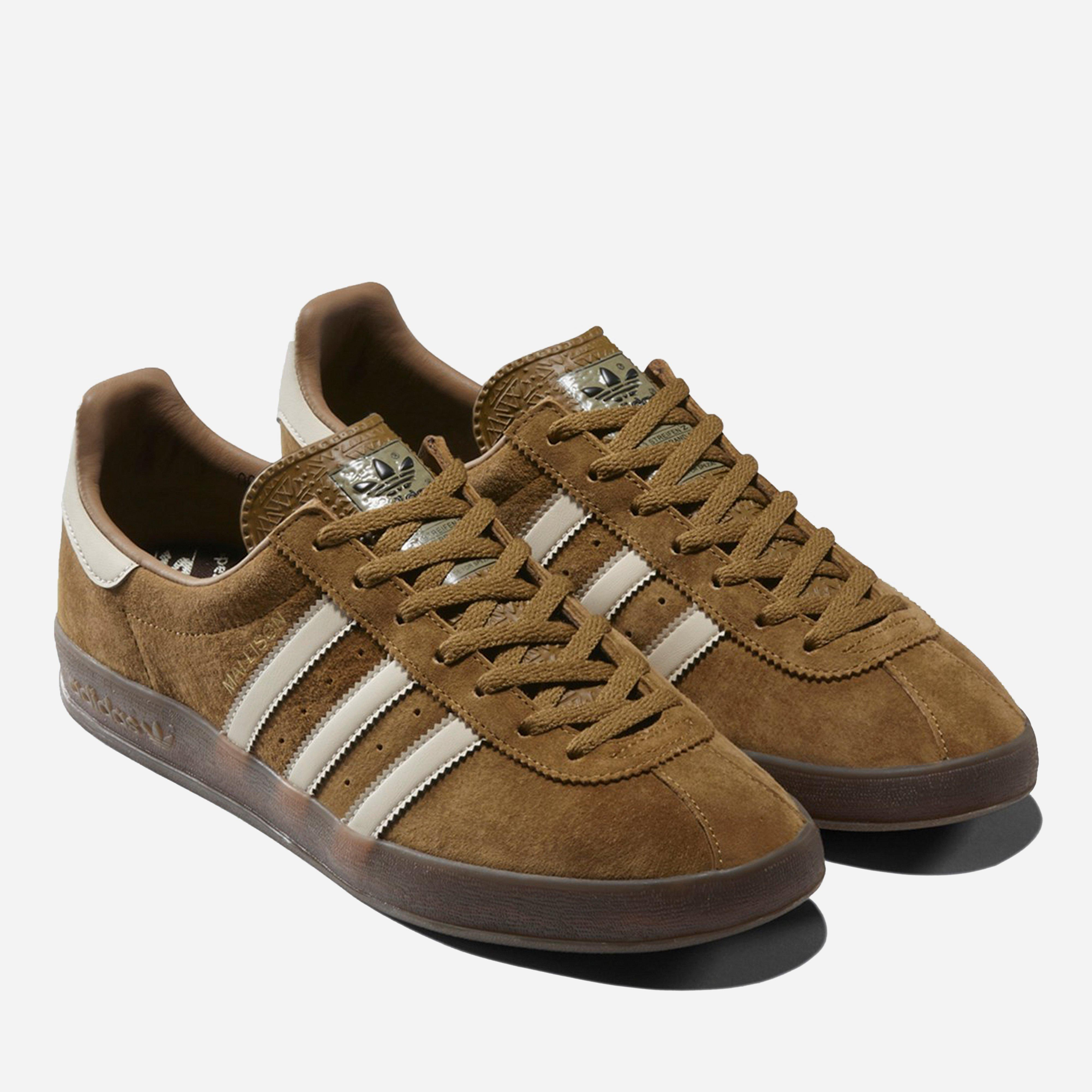 adidas originals mallison spzl brown