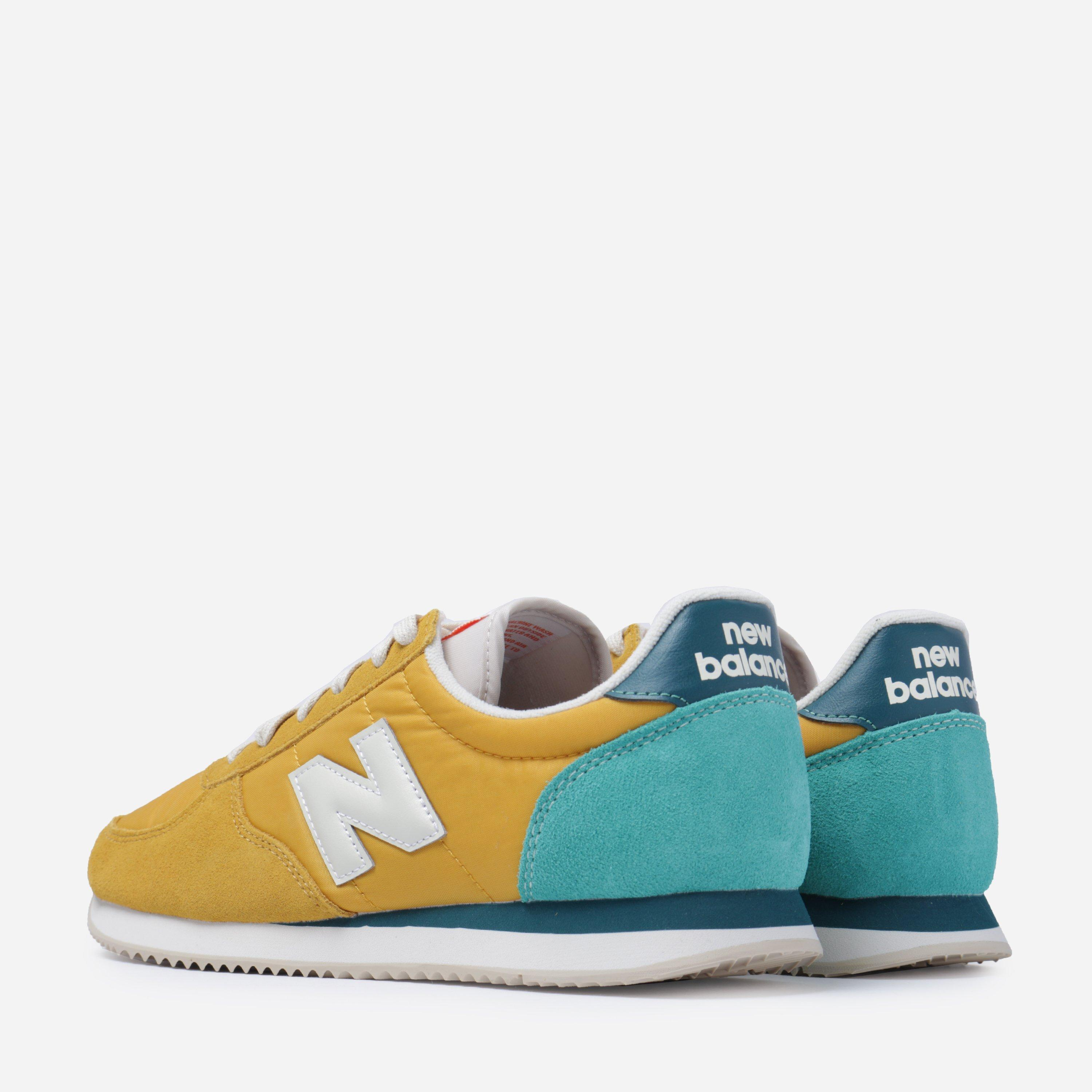 New Balance 220 In Yellow For Men Lyst