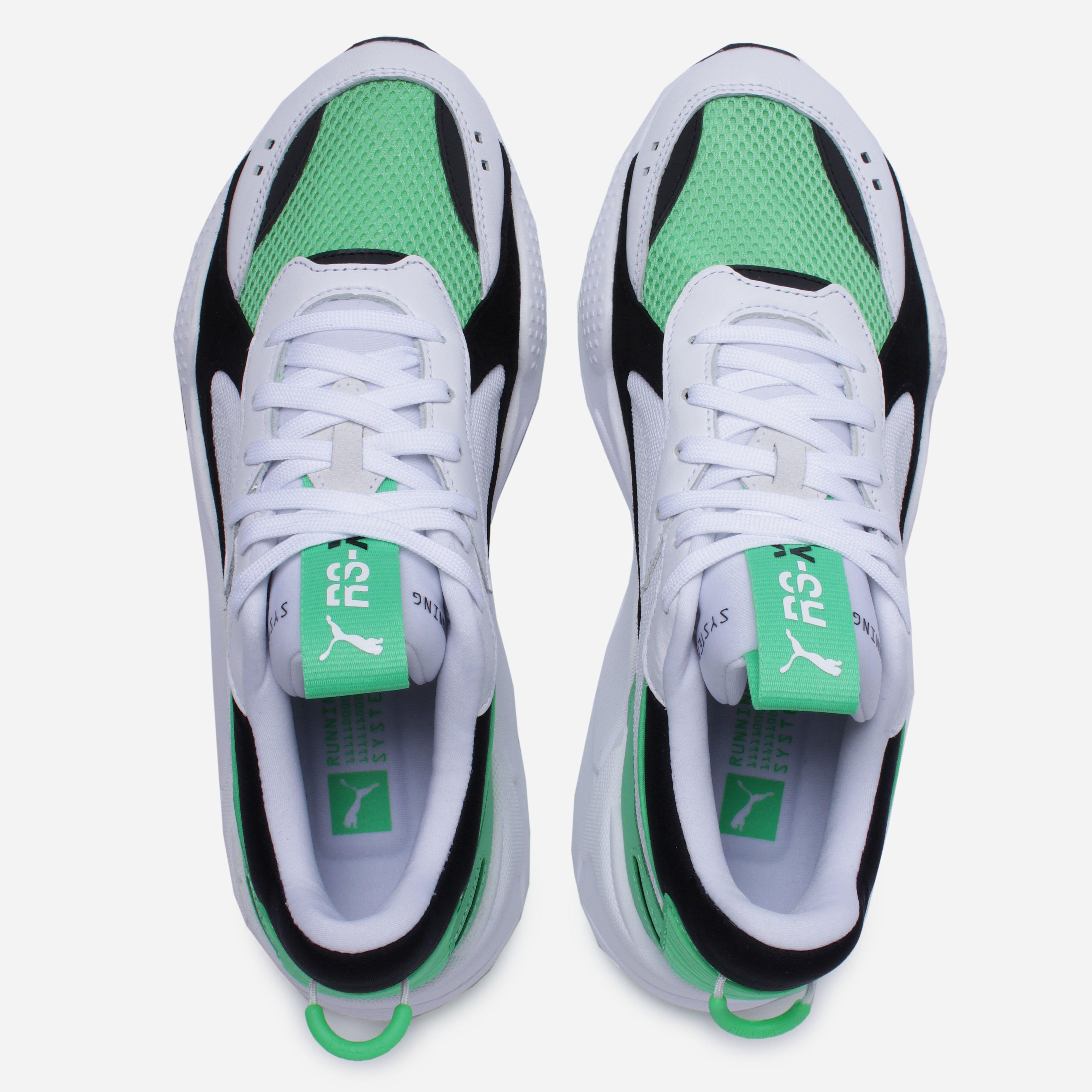 PUMA Rx-x Reinvention in Green for Men - Lyst