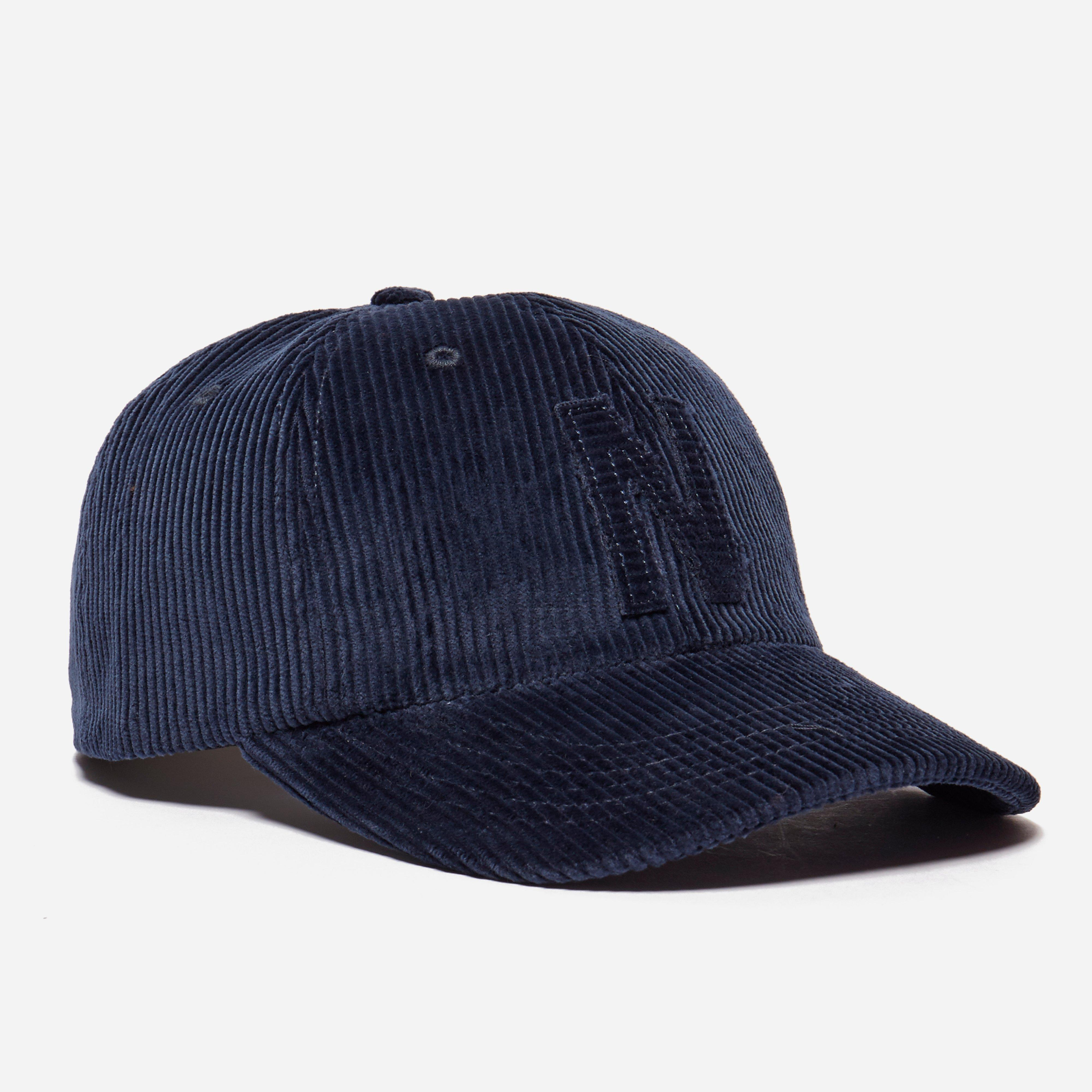85a14a771e5 Lyst - Norse Projects 6 Panel Corduroy Cap in Blue for Men