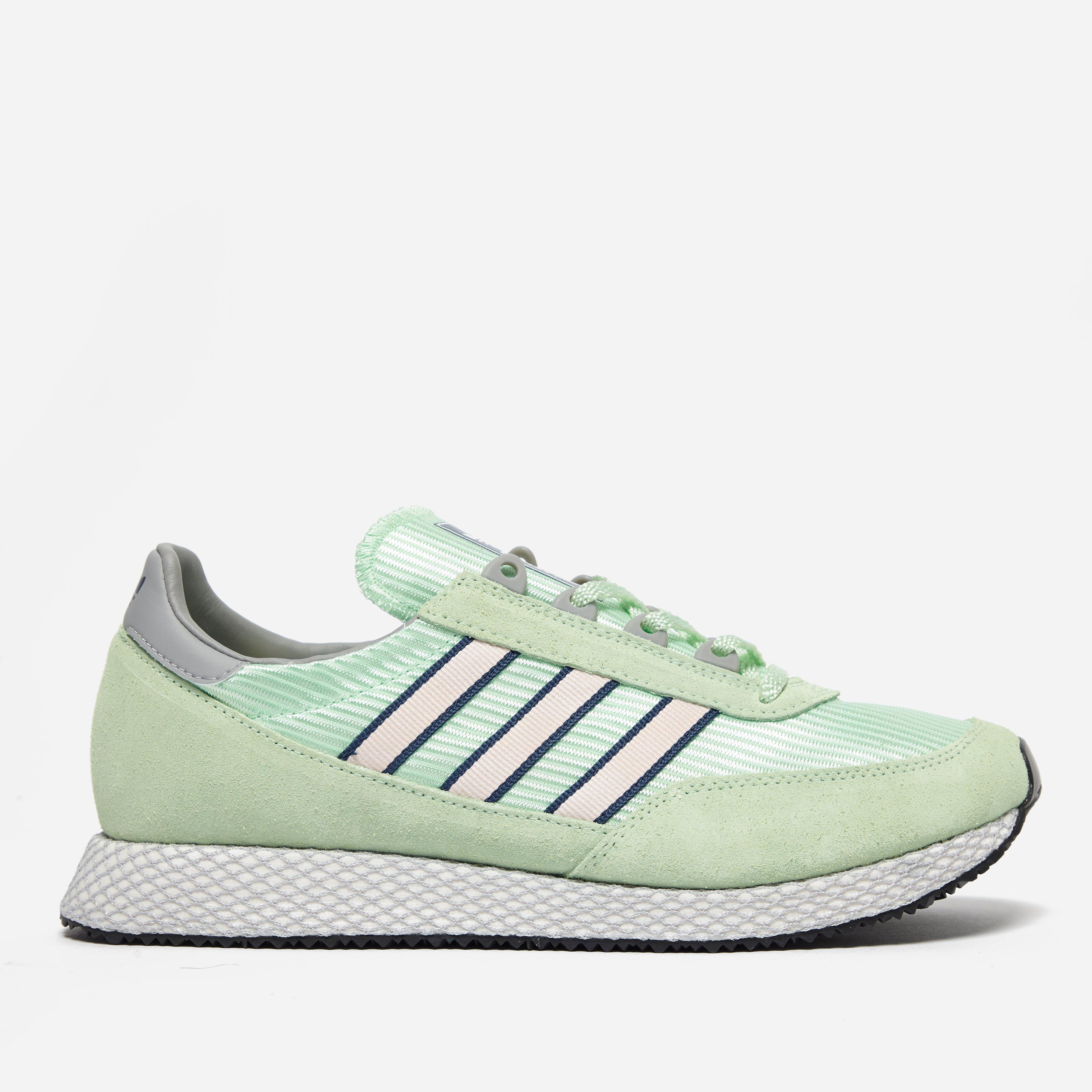 Glenbuck Spzl Suede And Nylon Sneakers - Greenadidas Originals vnQrw