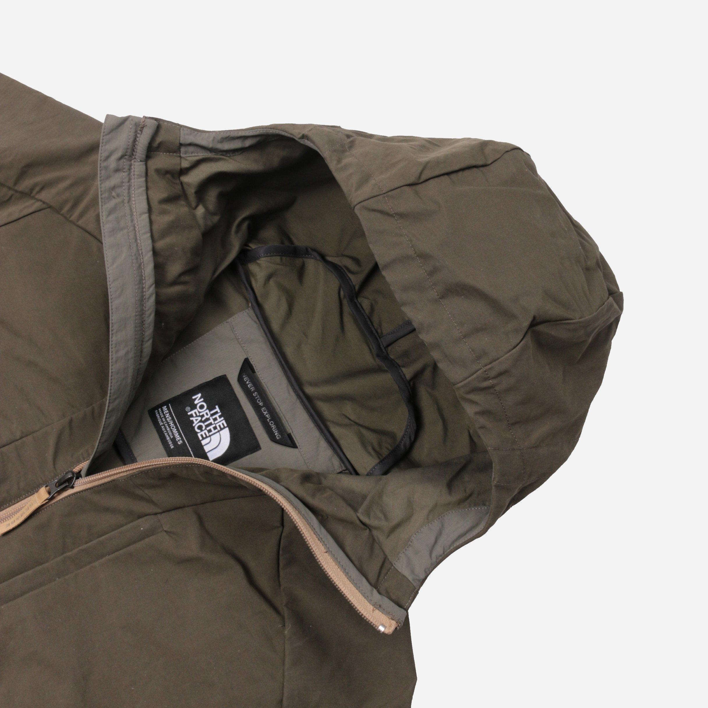 Britse winkel koop online winkel The North Face Green Exploration Jacket for men