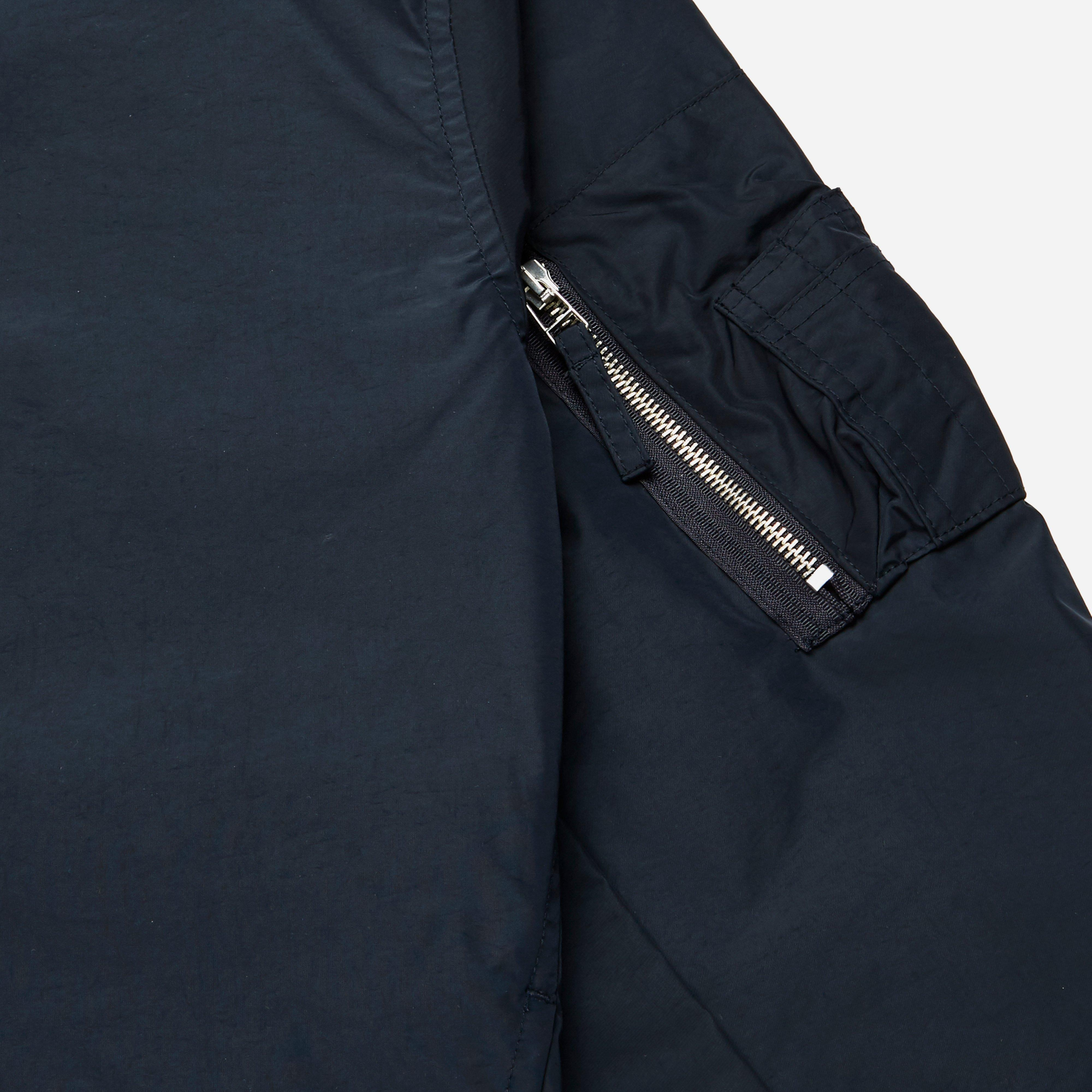 Universal Works Synthetic Idra Nylon Uw/ma1 Jacket in Navy (Blue) for Men