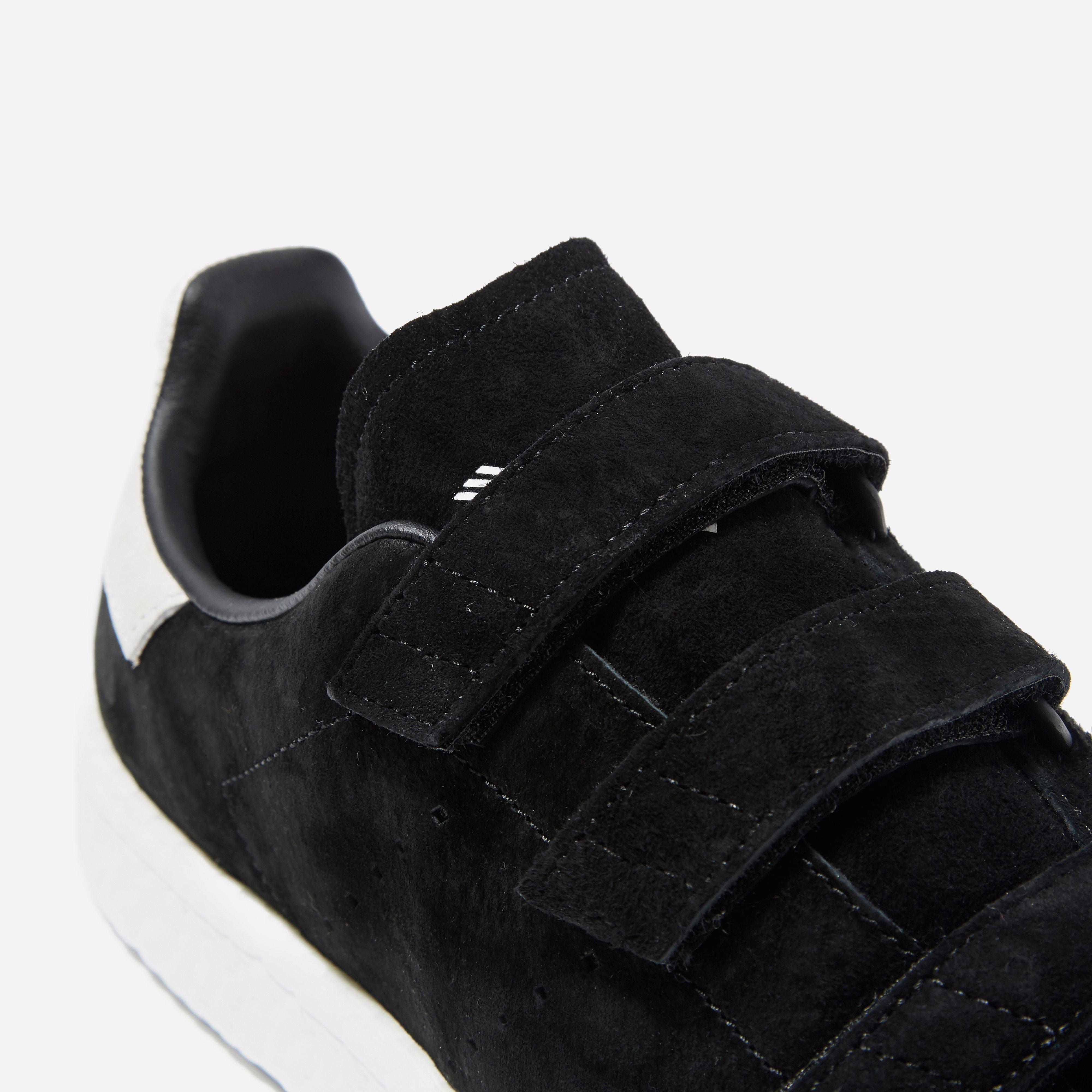 adidas Originals X White Mountaineering Stan Smith in Black for Men