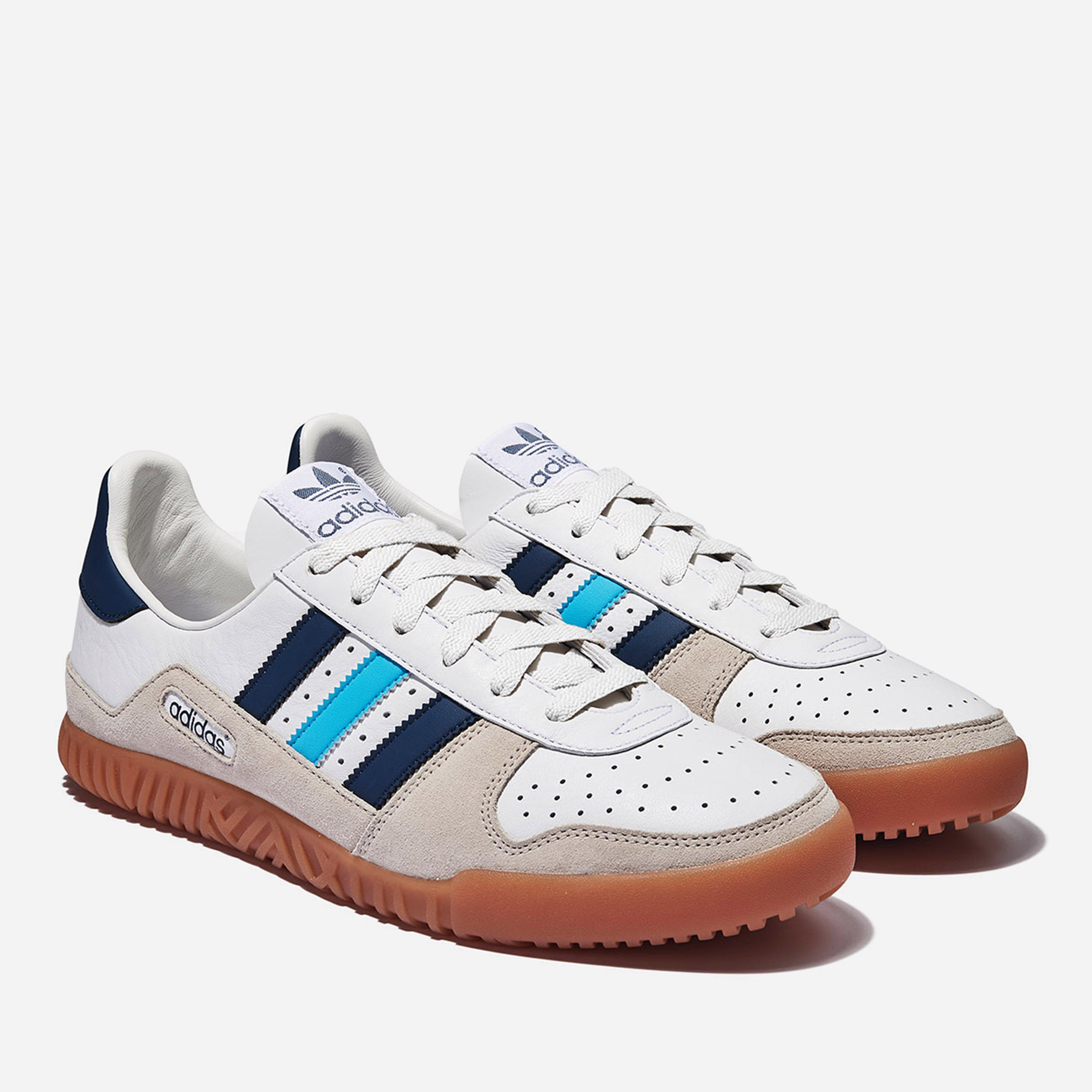 Adidas Originals Blue Indoor Comp Spzl for men