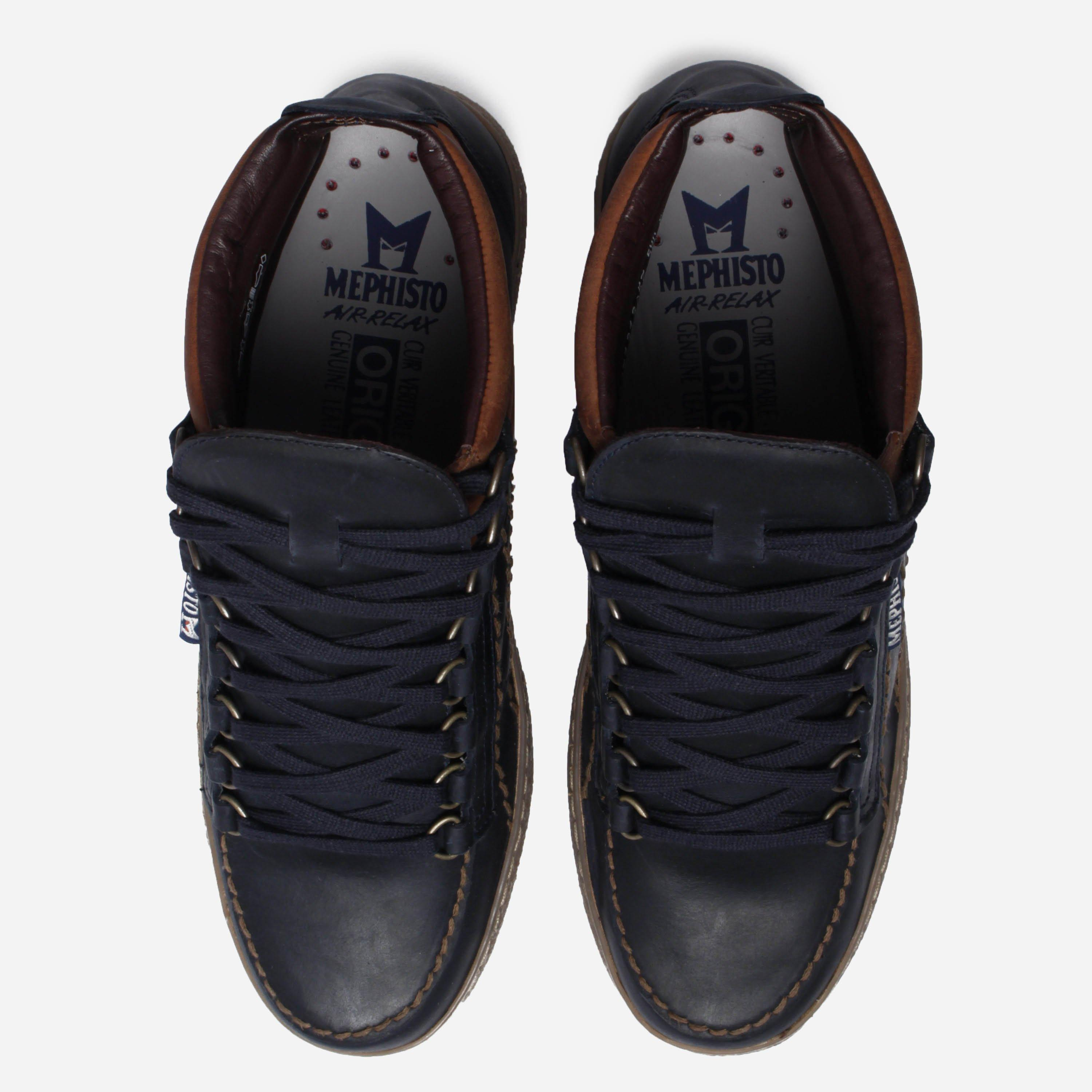 Mephisto Rainbow Mid Grizzly For Men Lyst