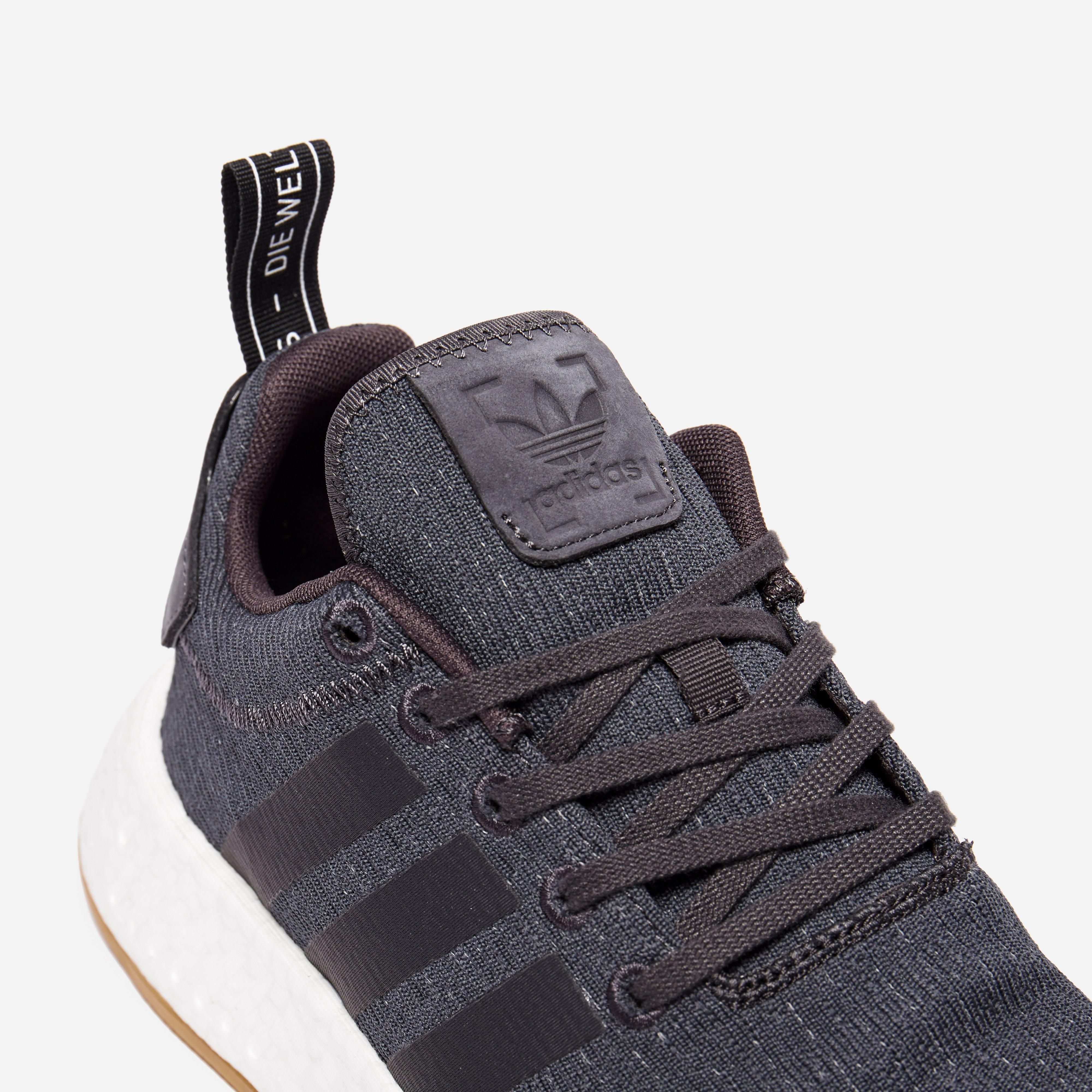 quality design fa4a5 e5798 Lyst - adidas Originals Nmd R2 Winter Pack in Gray for Men