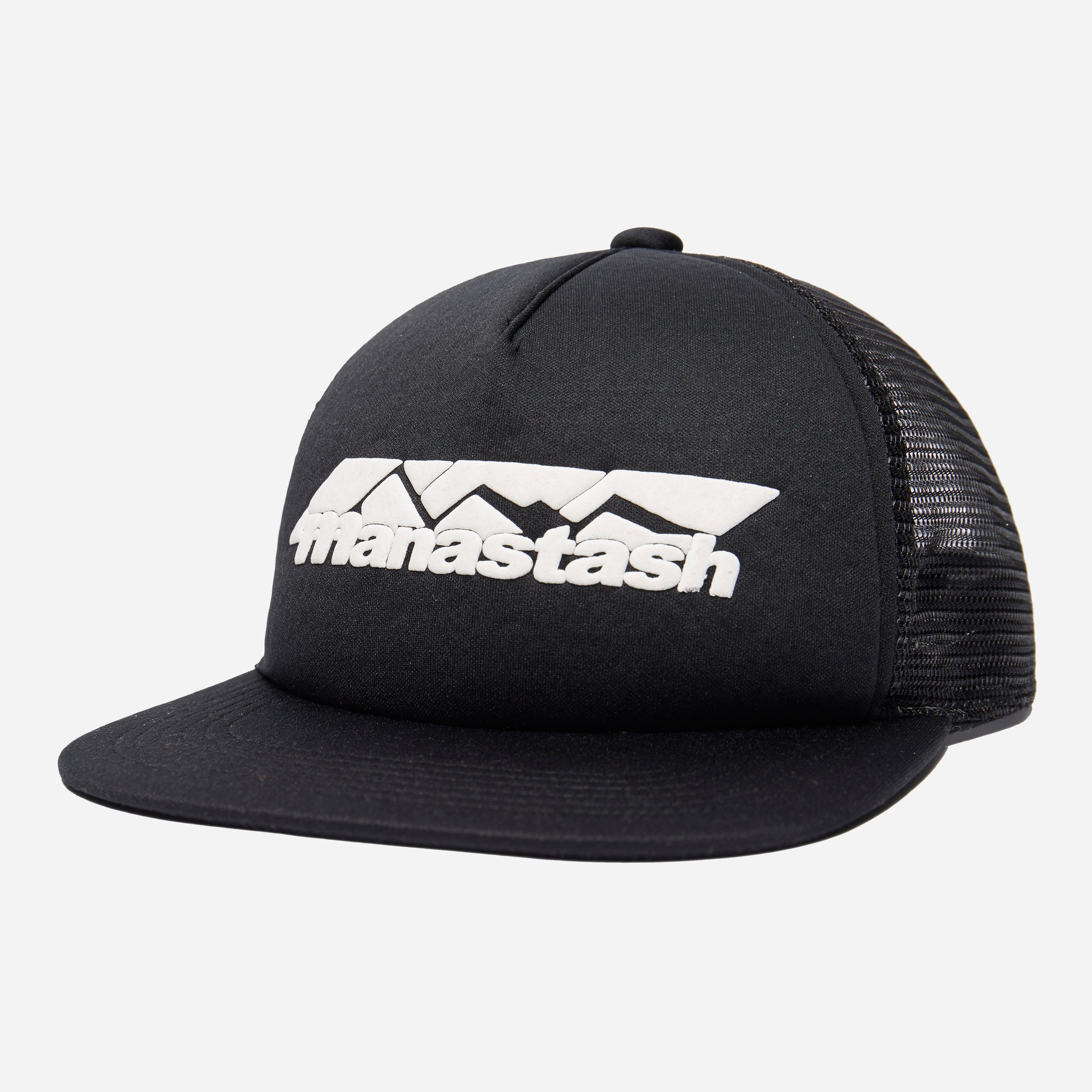 c6f1e99a2 Manastash Mountain Trucker Cap in Black for Men - Save 19% - Lyst