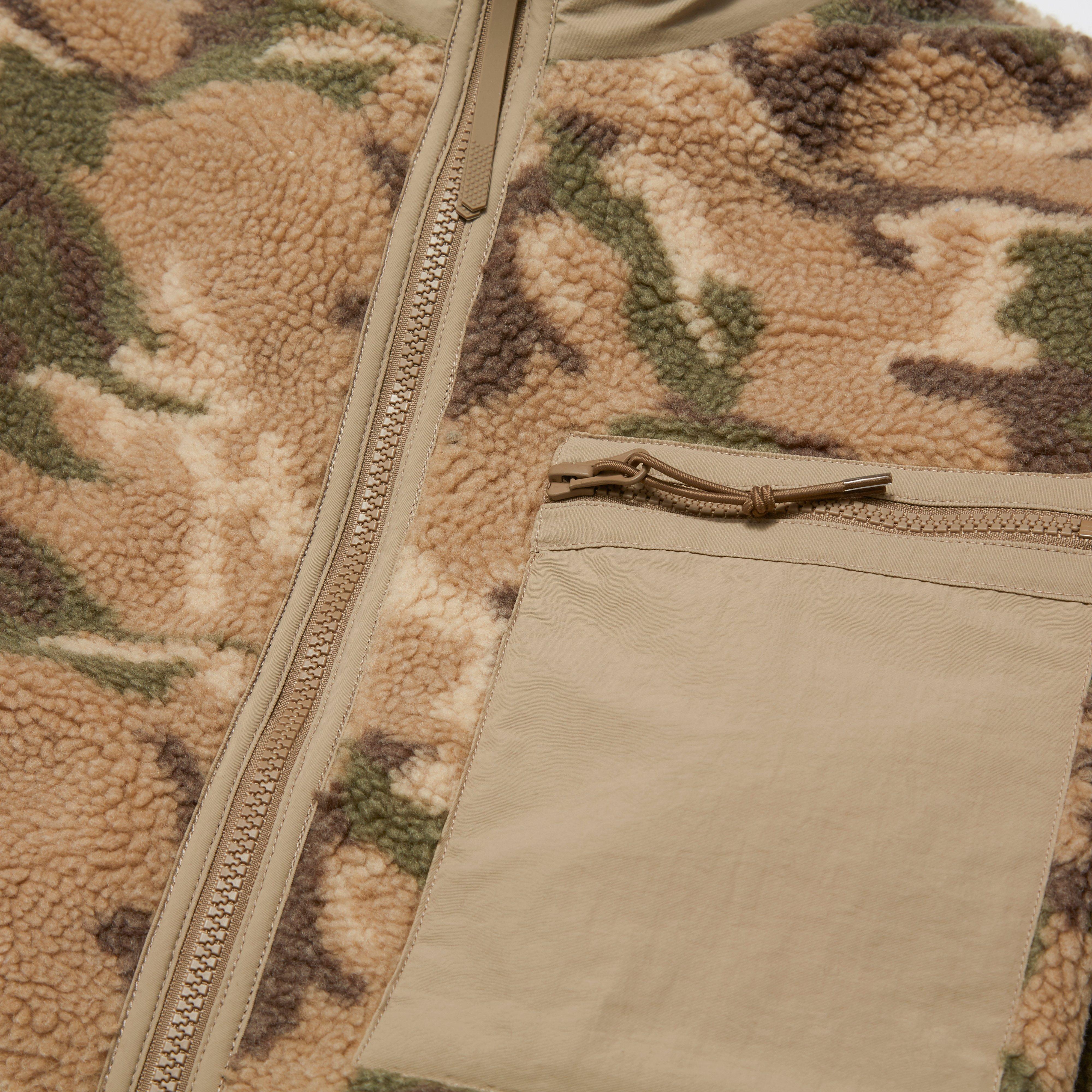 Penfield Natick Chinchilla Fleece in Beige (Natural) for Men