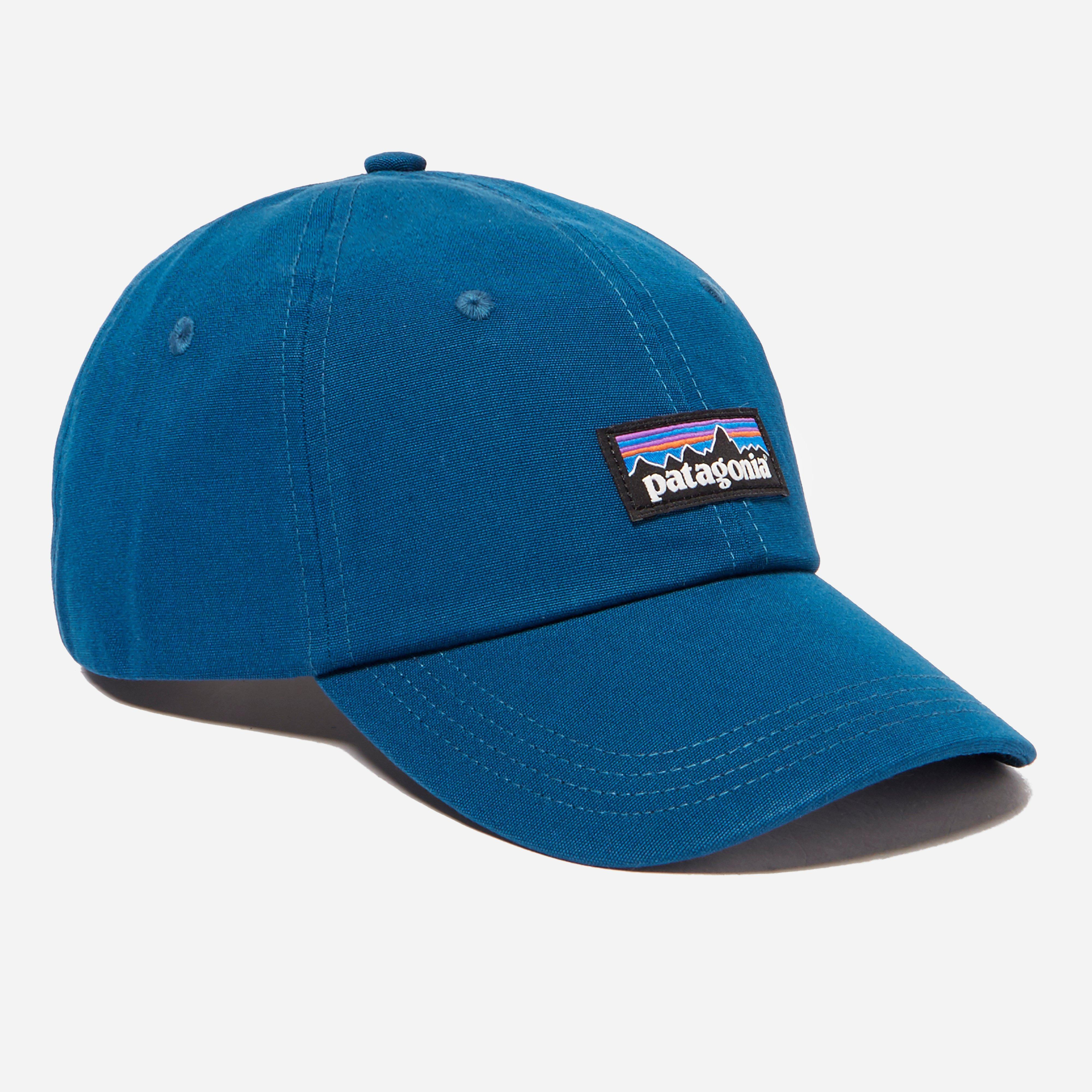 d82a9a90268 Lyst - Patagonia P-6 Label Trad Cap in Blue for Men