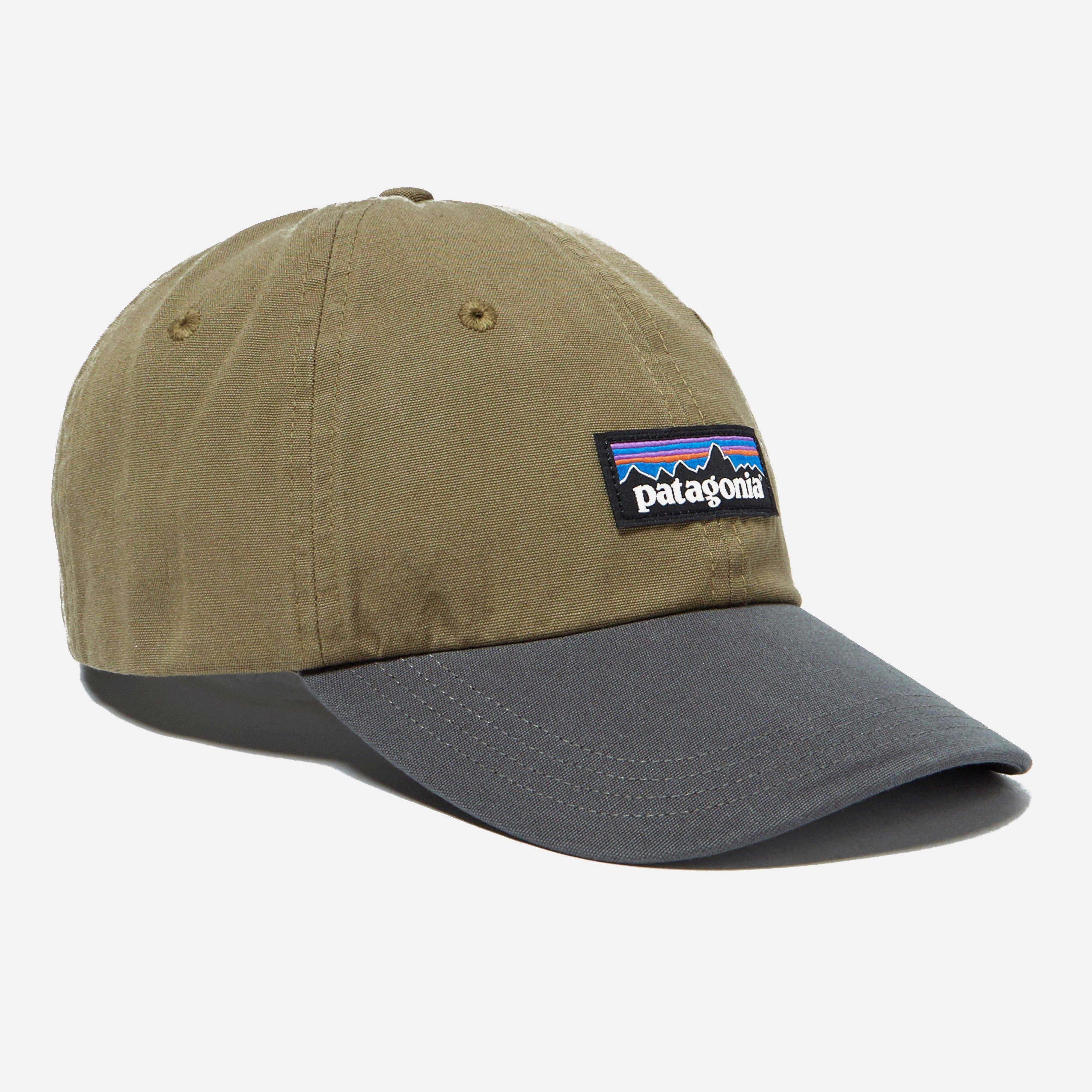 d77e0954 Patagonia P6 Label Trad Cap in Green for Men - Lyst