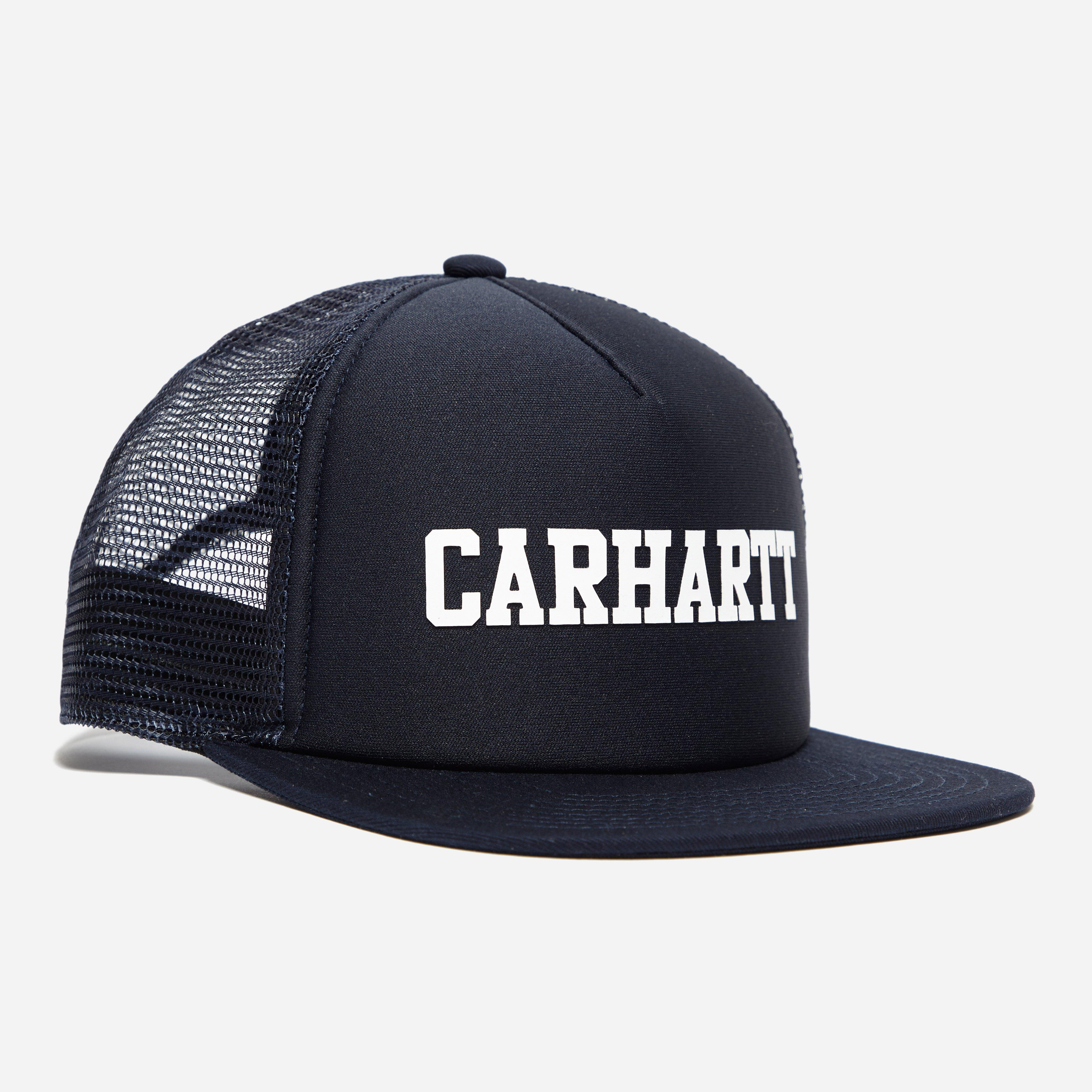 09dd7c0cd94 Lyst - Carhartt Wip College Trucker Cap in Blue for Men