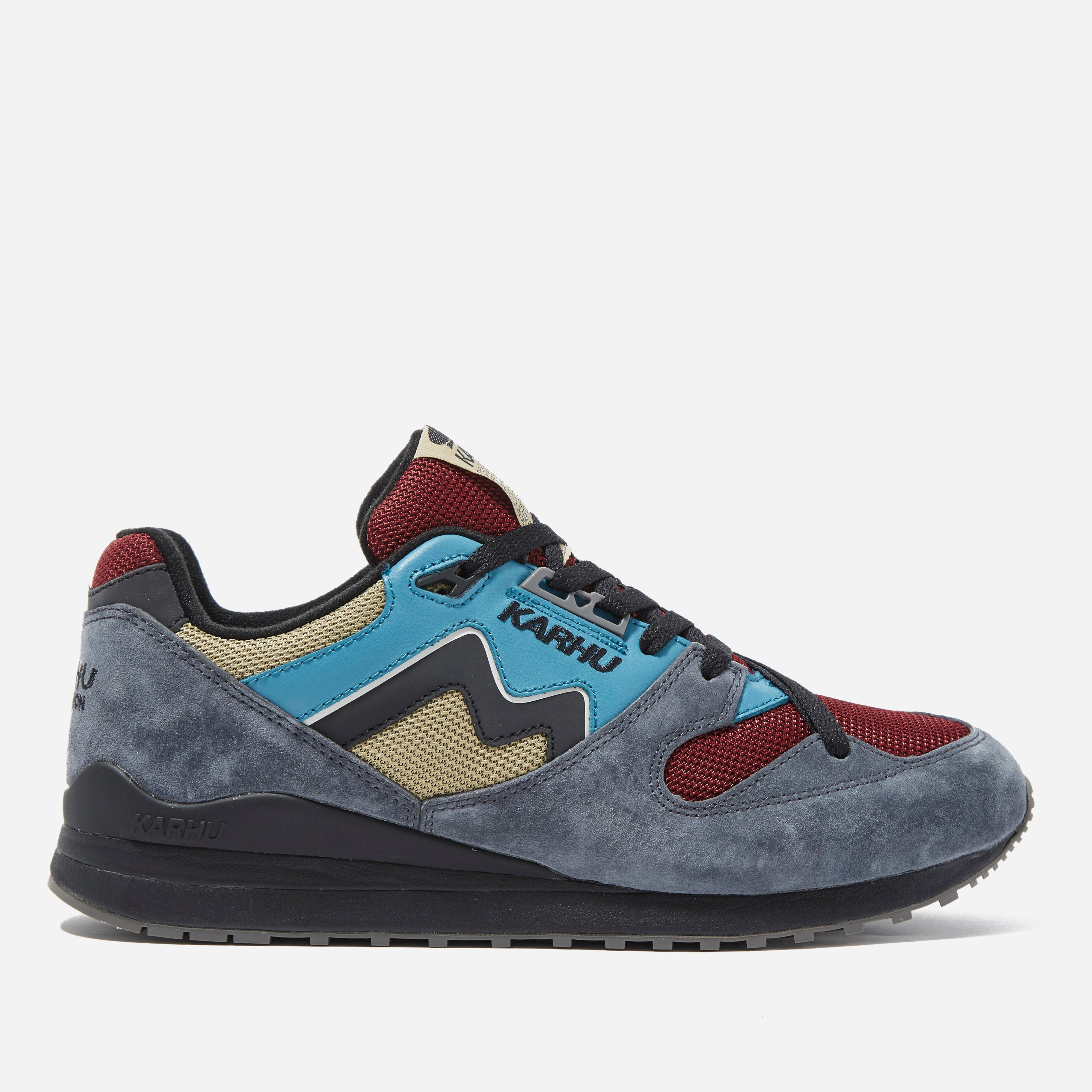 "Karhu Suede Synchron Classic ""outdoor"" in Blue for Men"