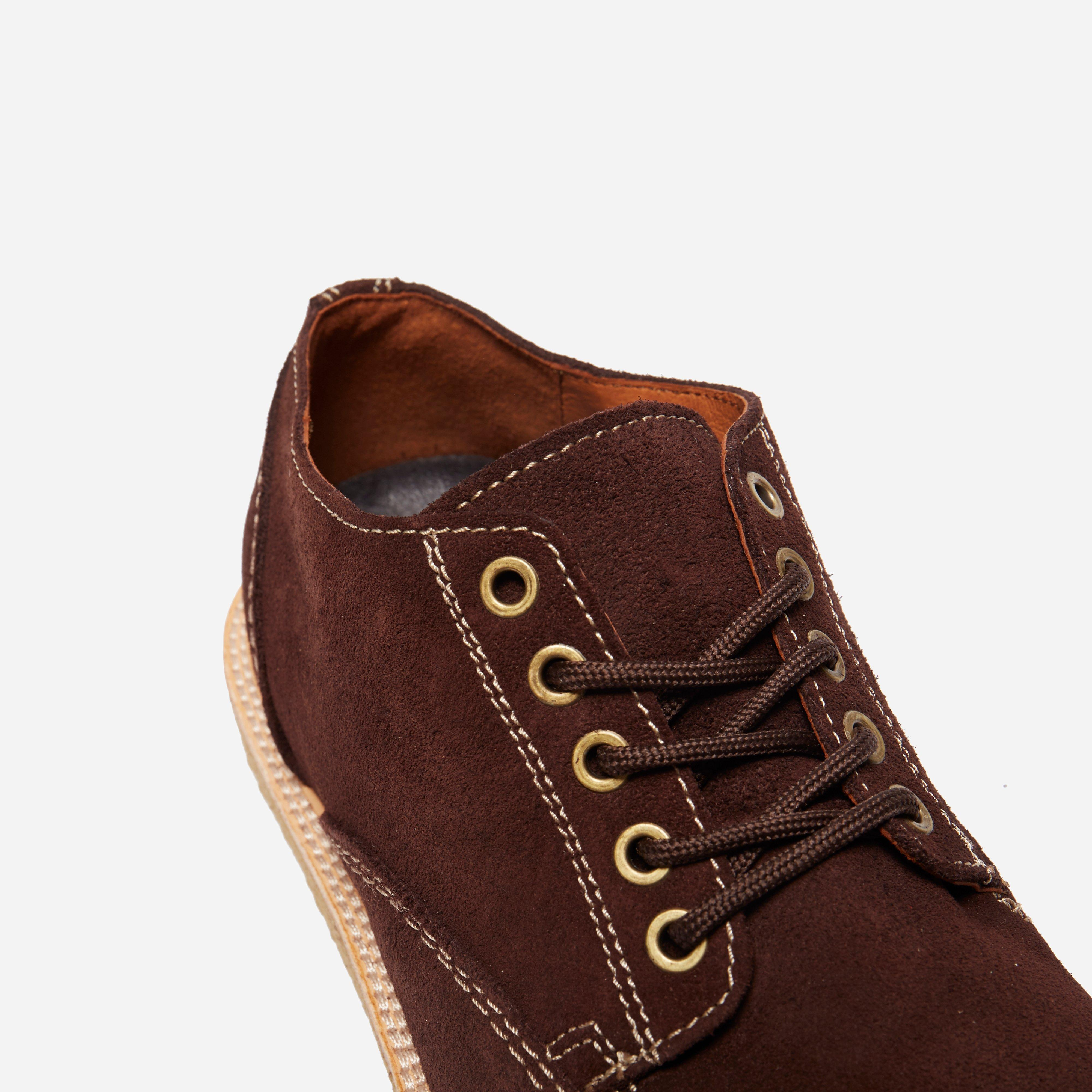 Wild Bunch Suede Mst 5 Classic in Brown for Men