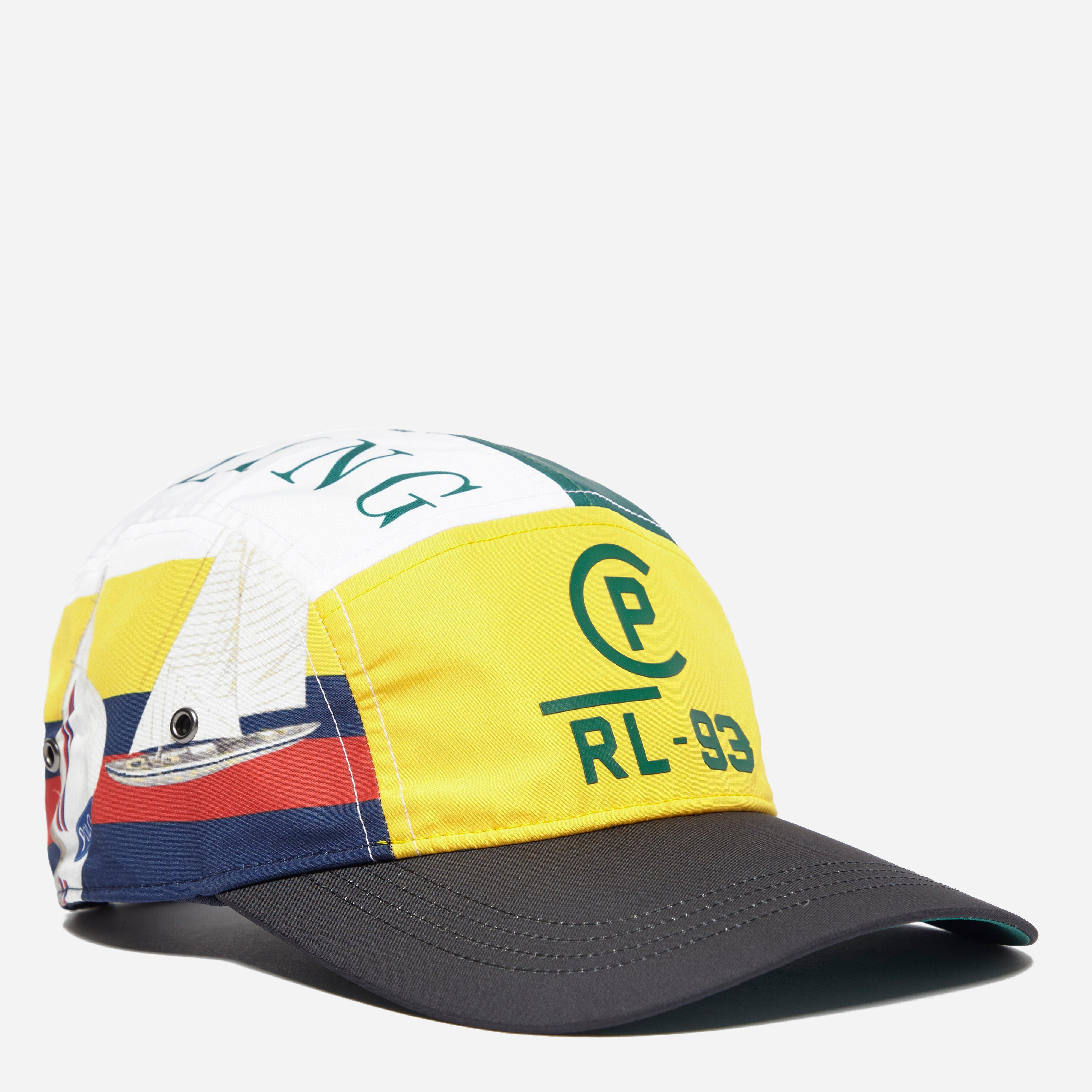 af5d216bfd294 Polo Ralph Lauren Cp - 93 Regatta Limited Edition 5 Panel Cap in ...