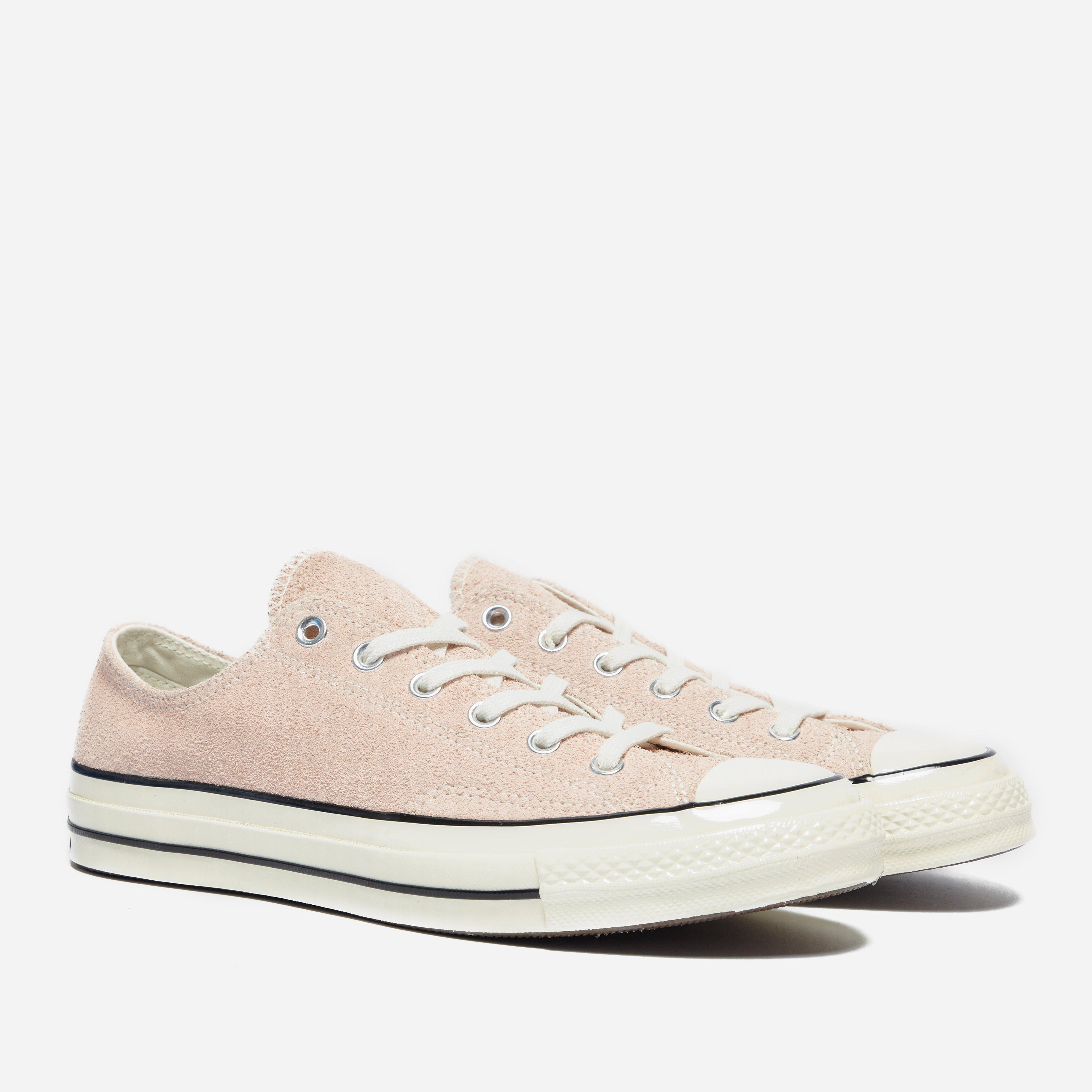 3a6138cdfee3 Lyst - Converse Chuck Taylor All Star 1970 Ox Suede in Pink for Men
