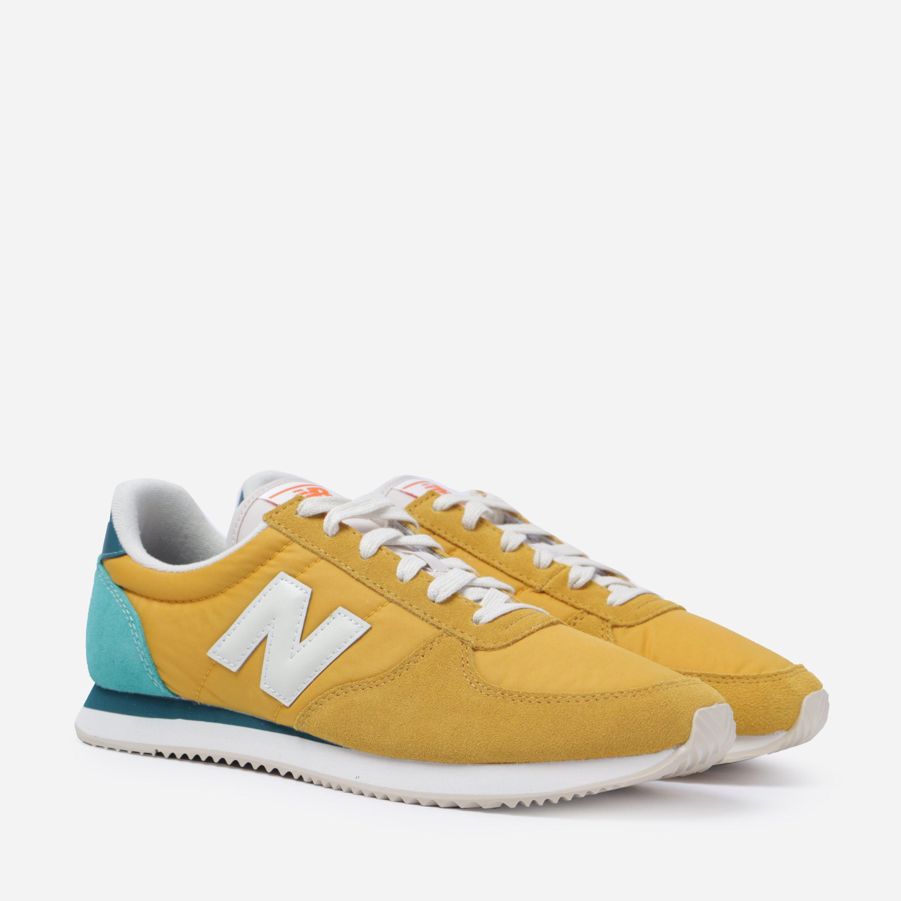 New Balance 220 in Yellow for Men - Lyst
