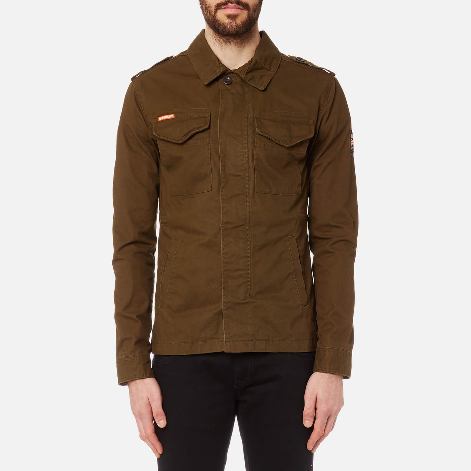 Superdry Rookie Deck Jacket In Green For Men