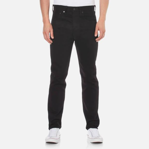Levi's Denim Men's 501 Customized And Tapered Jeans in Black for Men