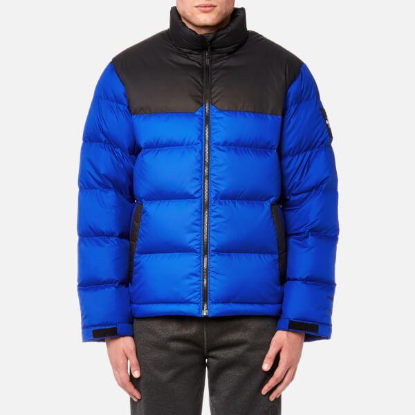 lyst the north face 1992 nuptse jacket in blue for men. Black Bedroom Furniture Sets. Home Design Ideas